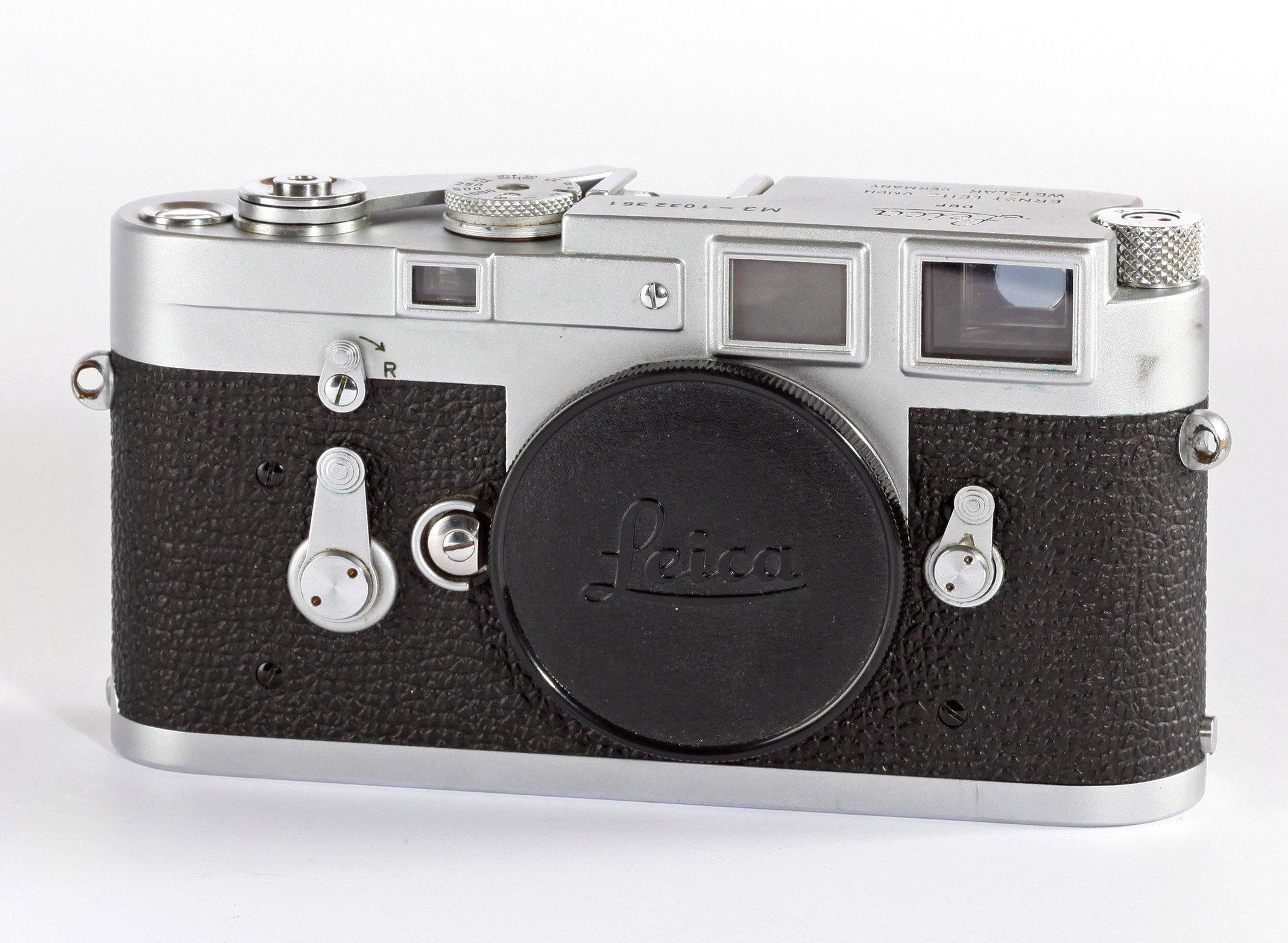 Leica M3 SS chrom