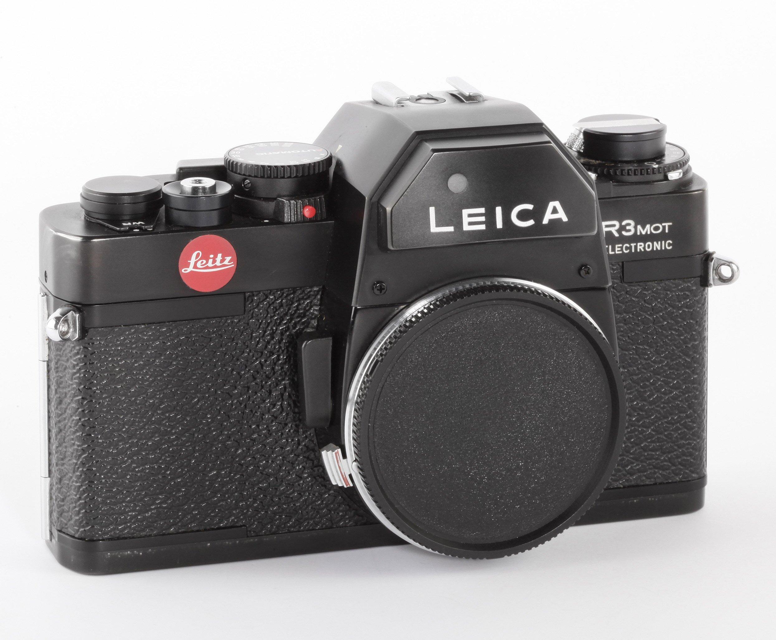 Leica R3 MOT electronic