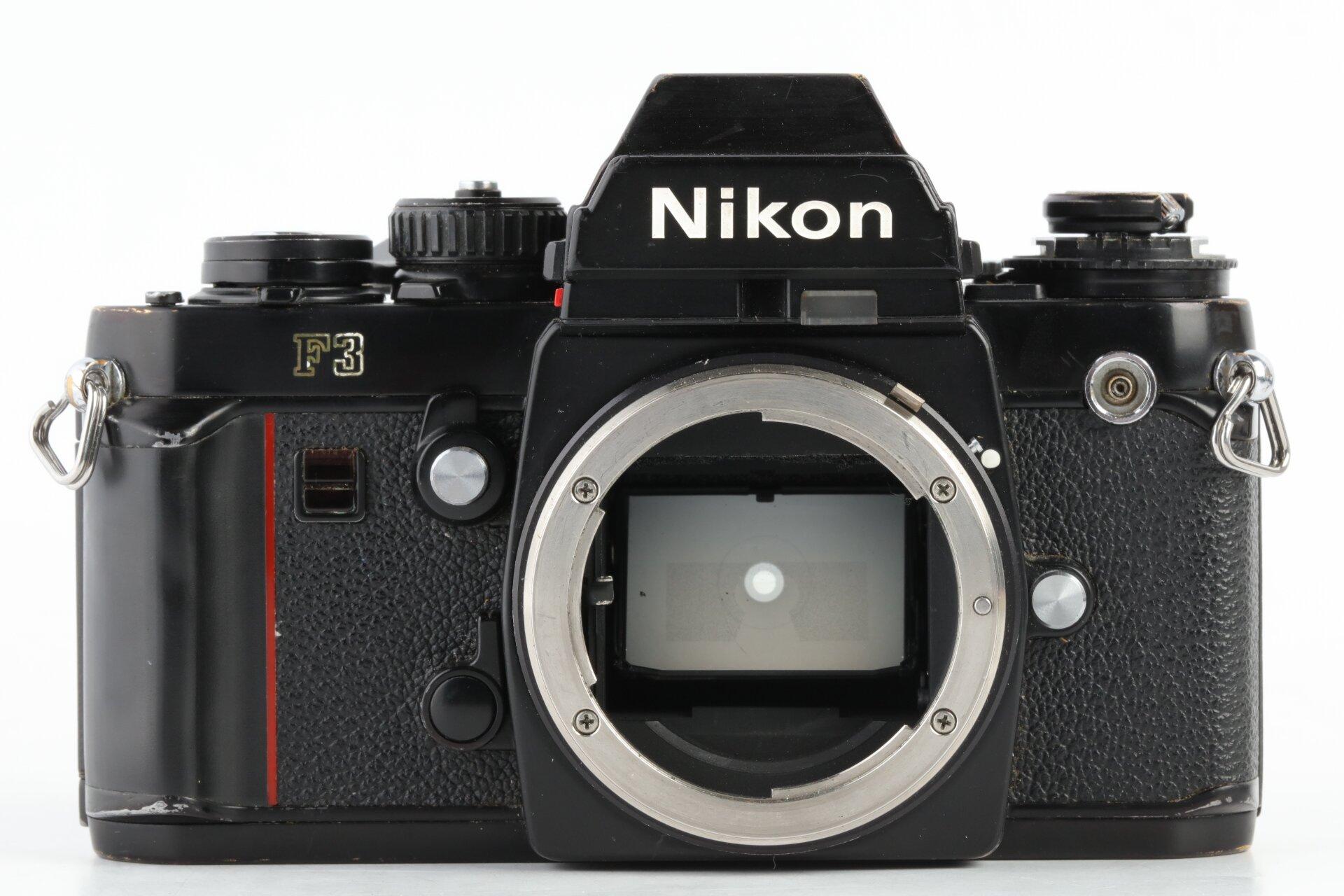 Nikon F3 Gehäuse
