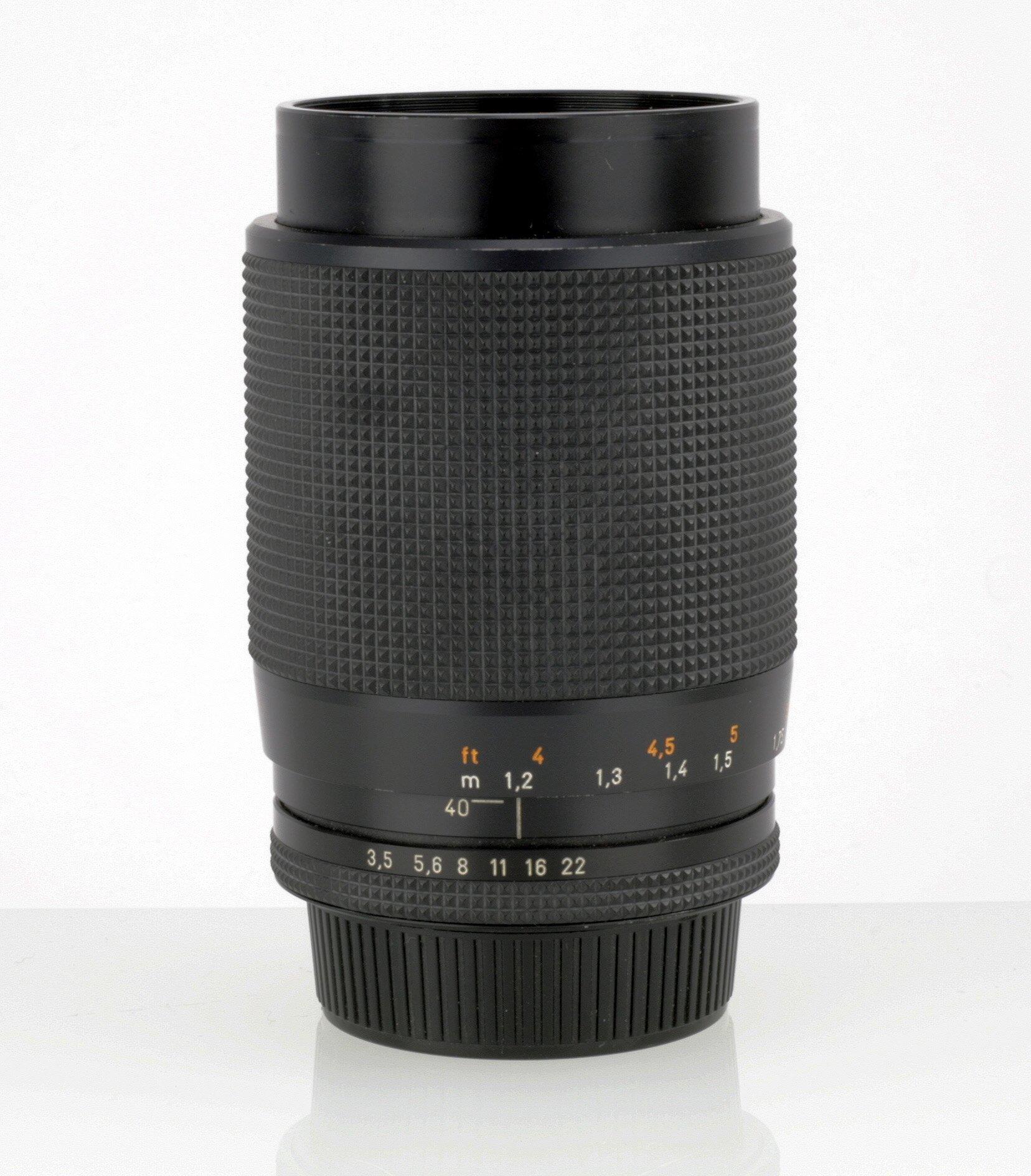 Carl Zeiss 40-80mm F3.5 Vario Sonnar T Contax RTS