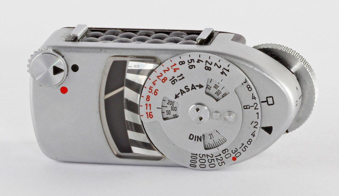 Leicameter MR chrom