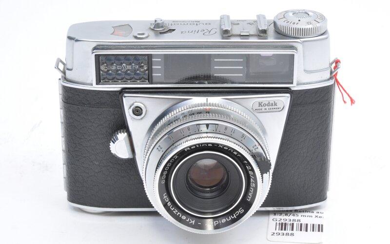 Kodak Retina automatic III + 1:2,8/45 mm Xenar 293