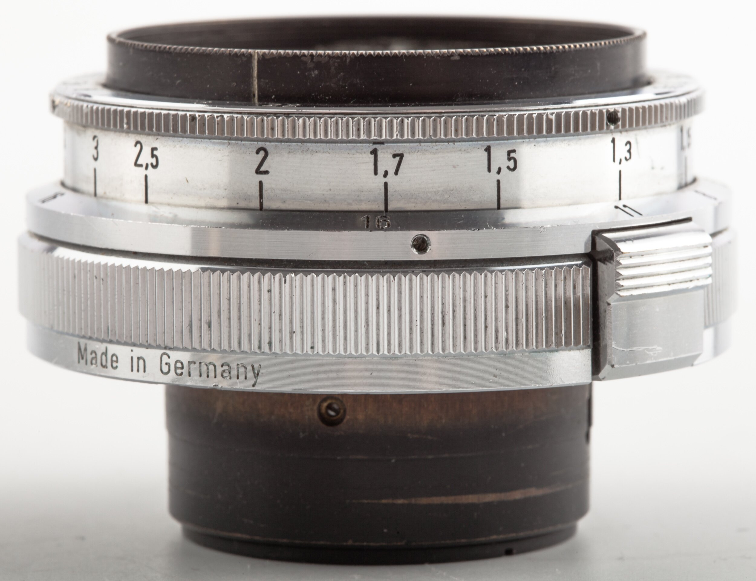 Carl Zeiss Planar 3,5/35mm Contax RF Made in Germany