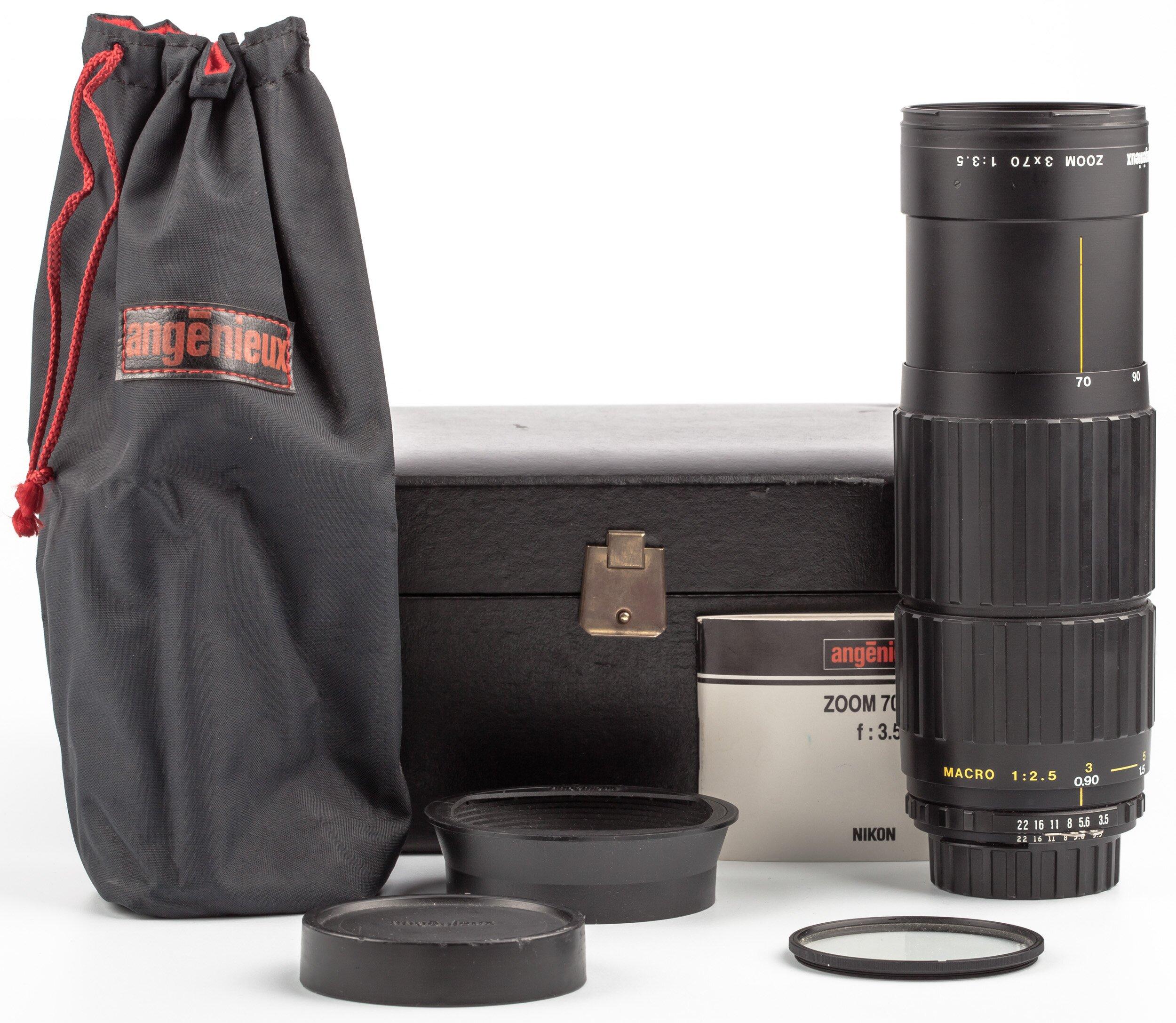 Angenieux Nikon  3,5/70-210mm
