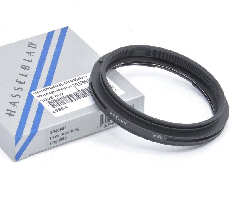 Hasselblad Baj. 60 Objektiv Montageadapter 3040681