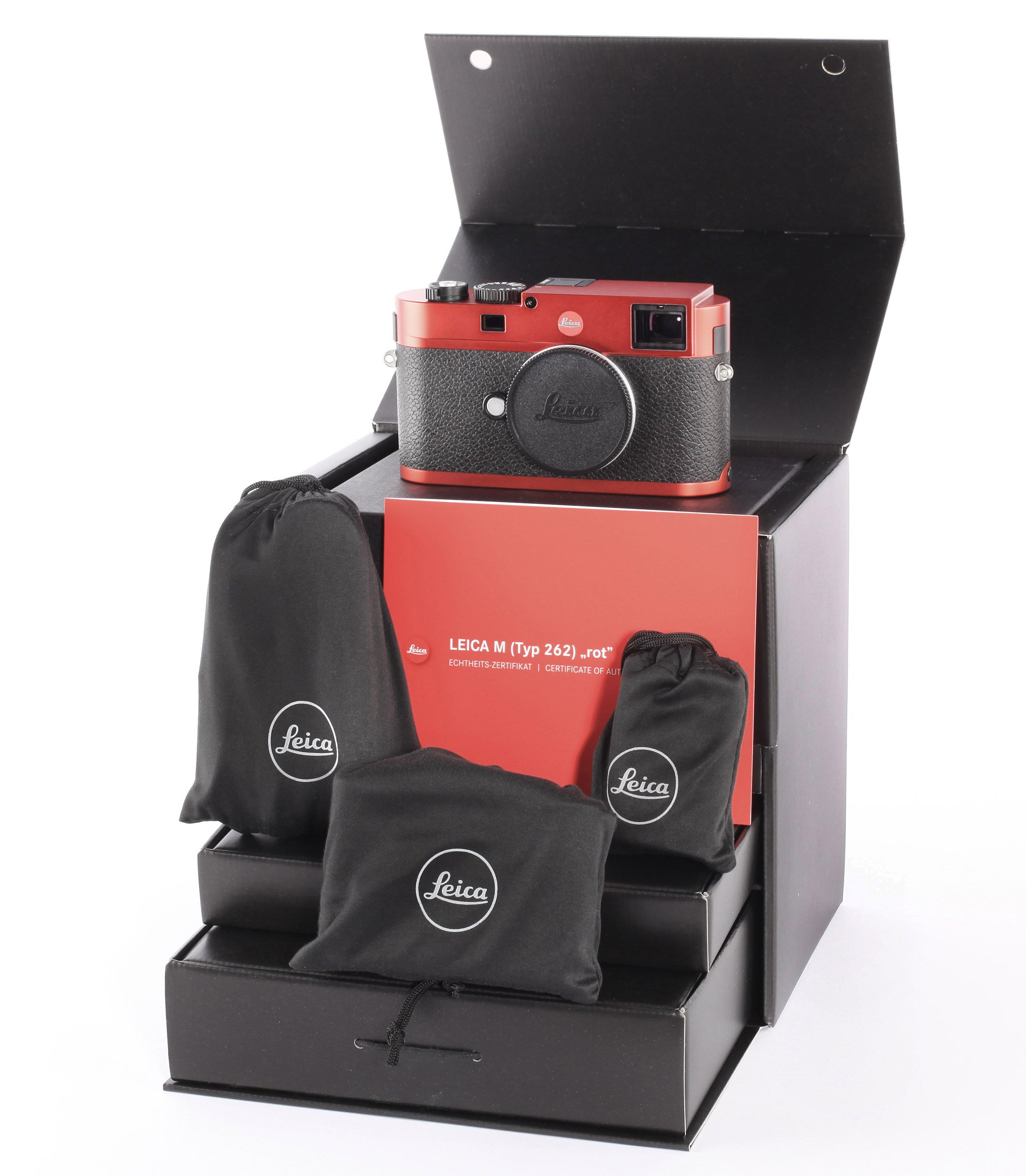 LEICA M (TYP 262), THE RED EDITION 10951