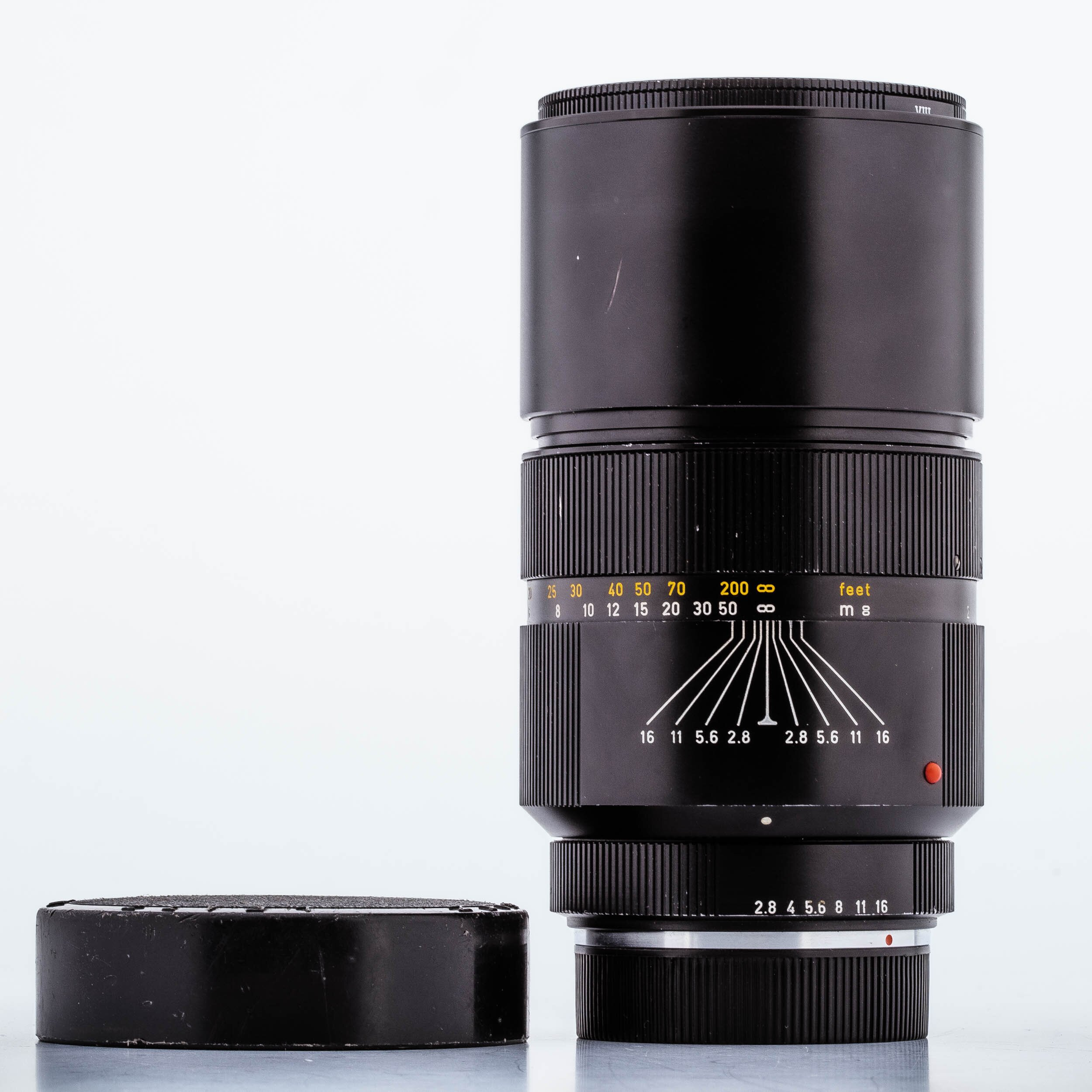 Leica Elmarit-R 2,8/180mm 3CAM