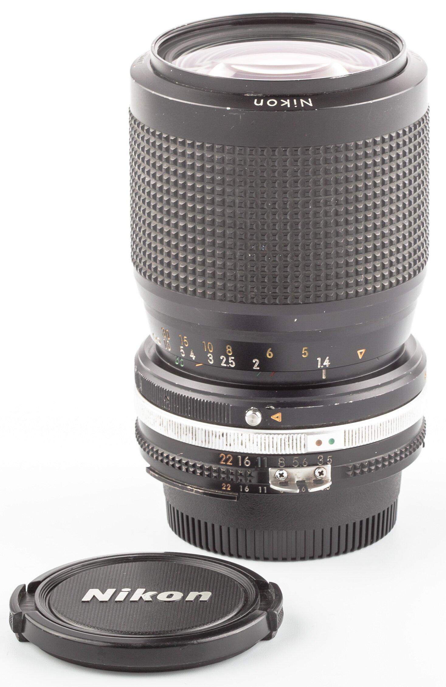 Nikon AIS Zoom-Nikkor 35-105mm 3,5-4,5
