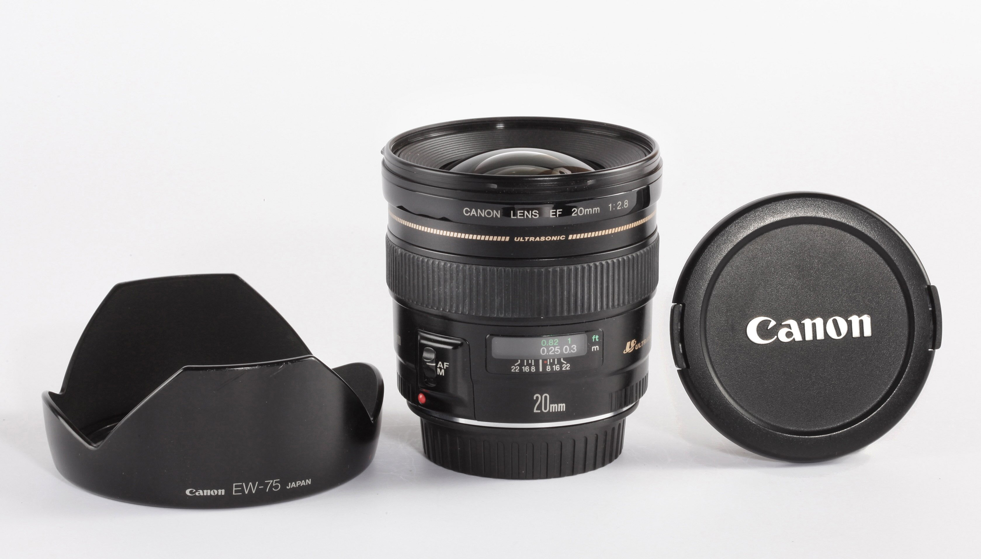 Canon EF 20mm 2,8
