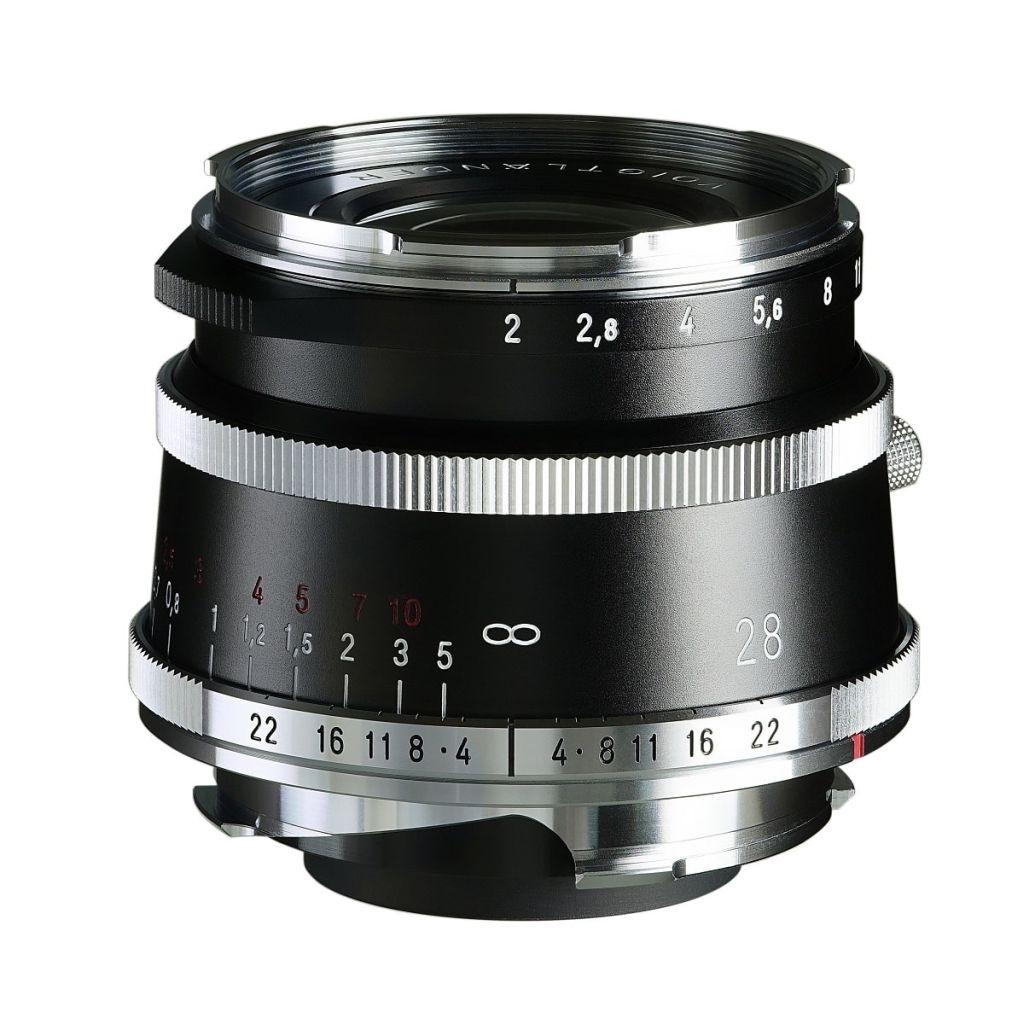 Voigtländer VM 28mm 1:2,0 Ultron asphärisch Type 1 Leica M silber