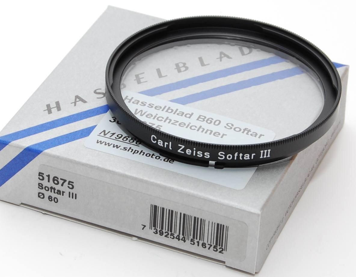 Hasselblad B60 Softar III Weichzeichner 3051675
