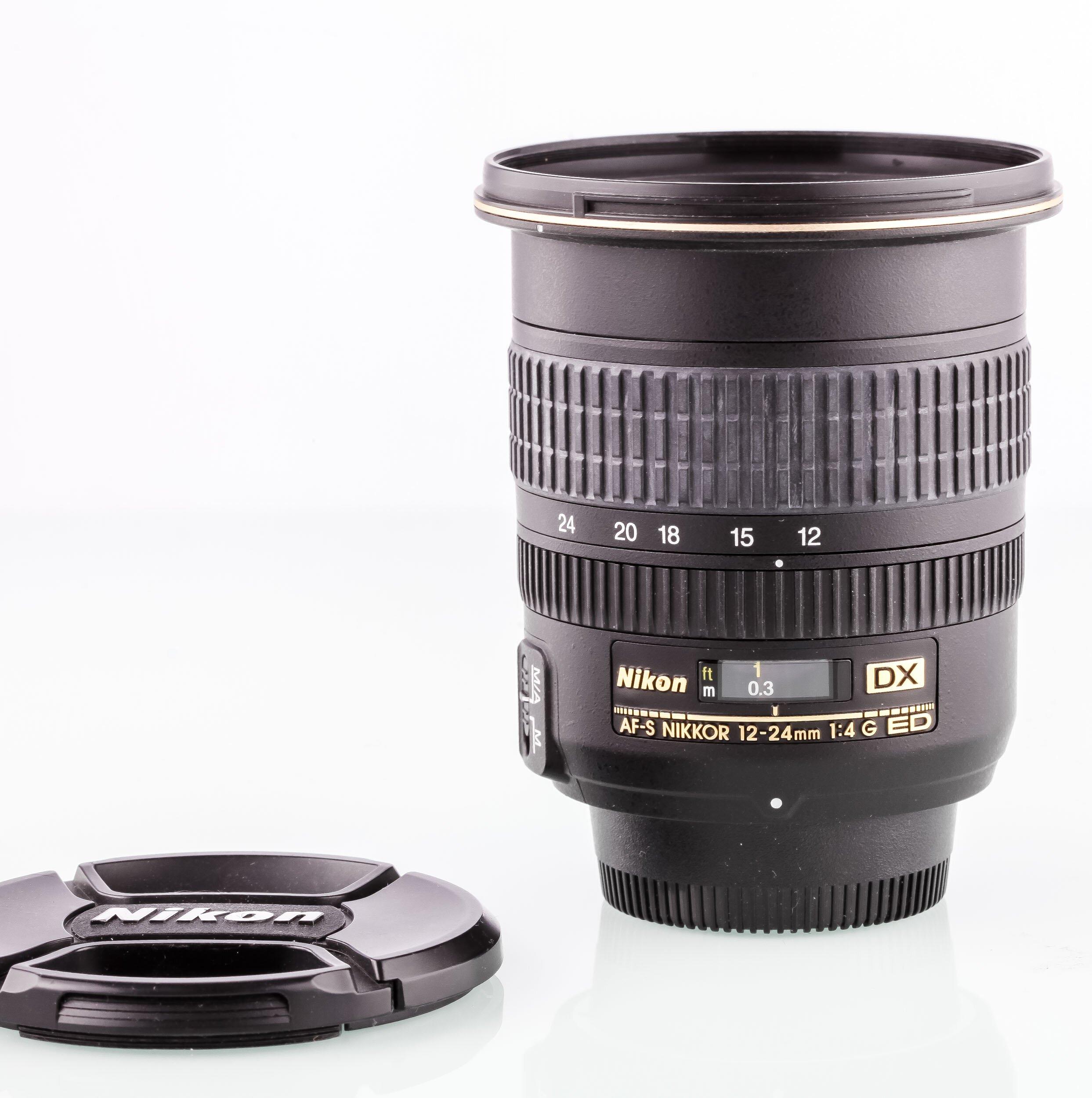 Nikon AF-S Nikkor 12-24mm 4,0 DX ED