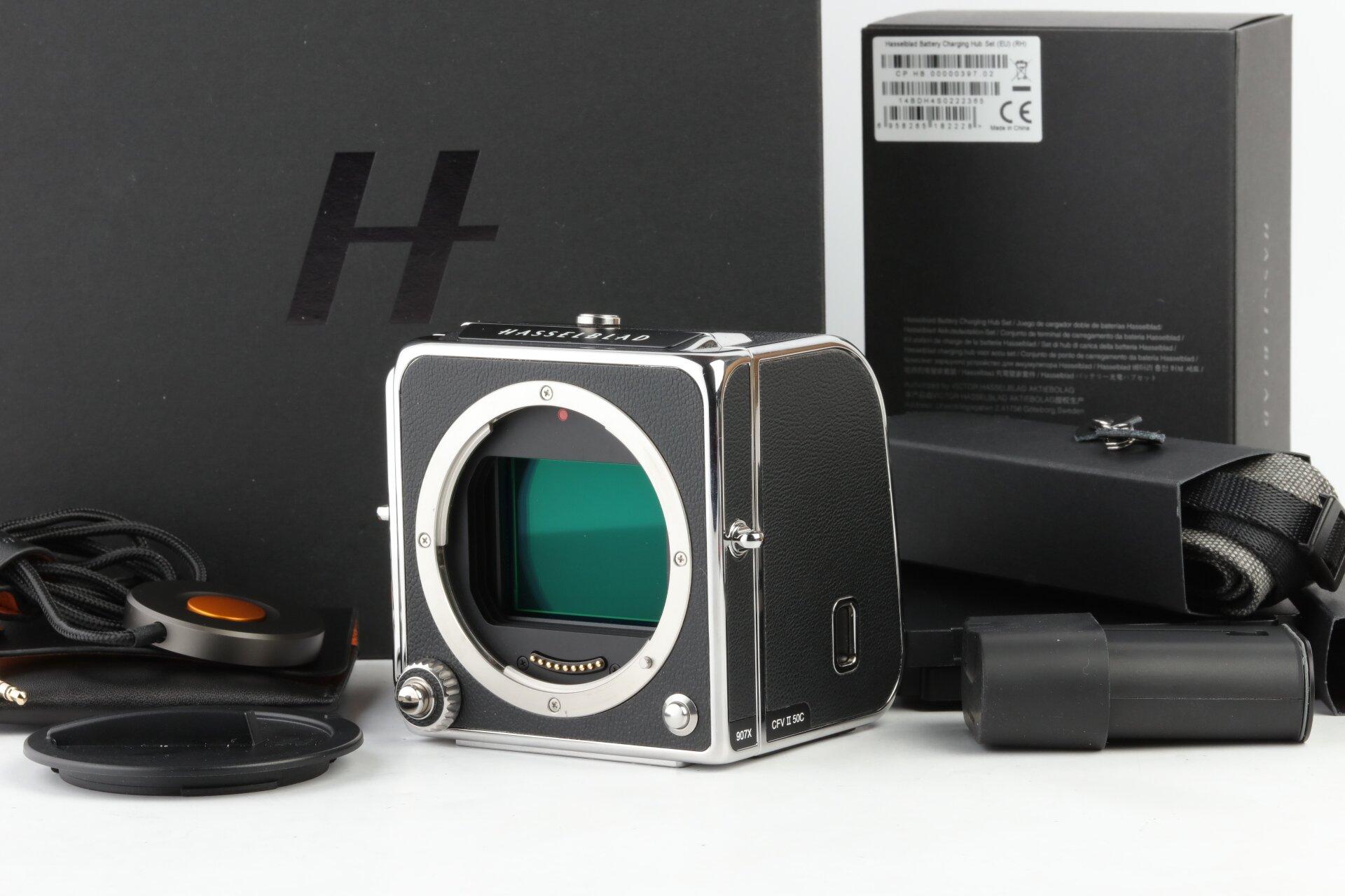 Hasselblad 907X 50C chrom