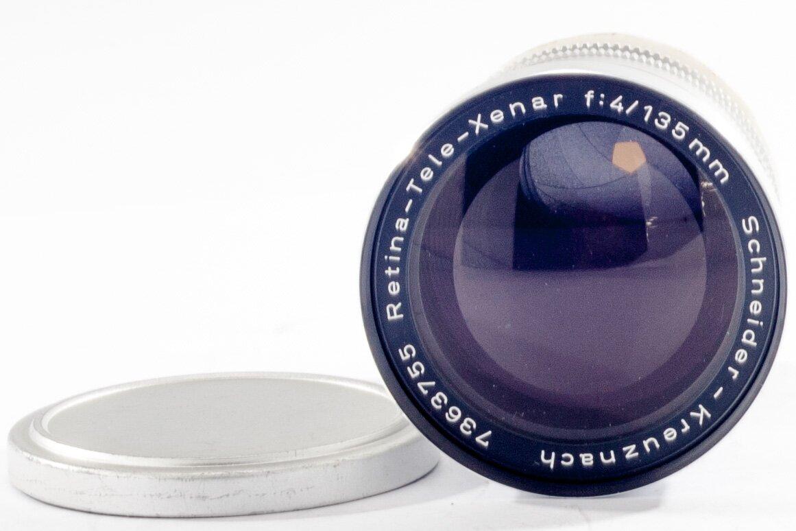 Schneider-Kreuznach 4/135mm Retina-Tele-Xenar