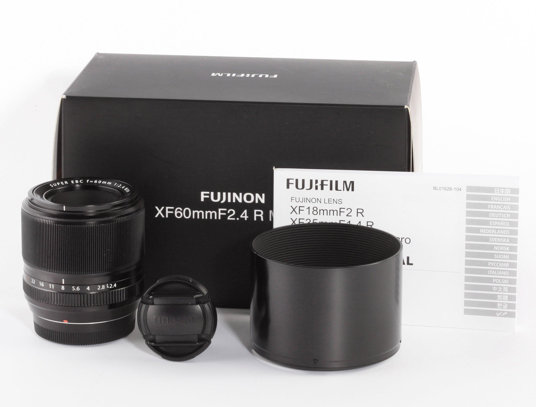 Fujifilm XF 60mm 2,4 R Macro