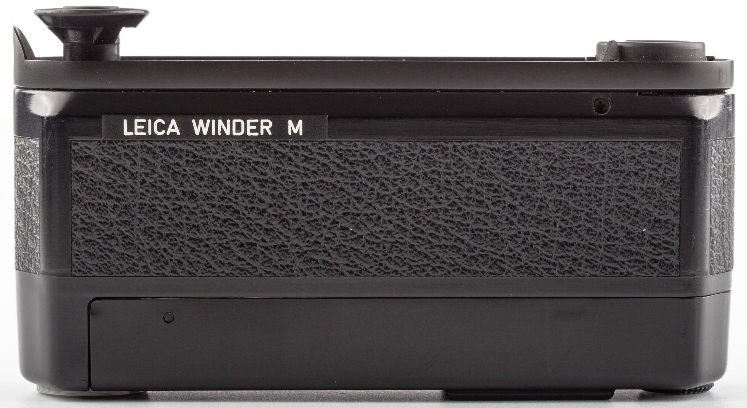 Leica Winder M 14403 + 14402