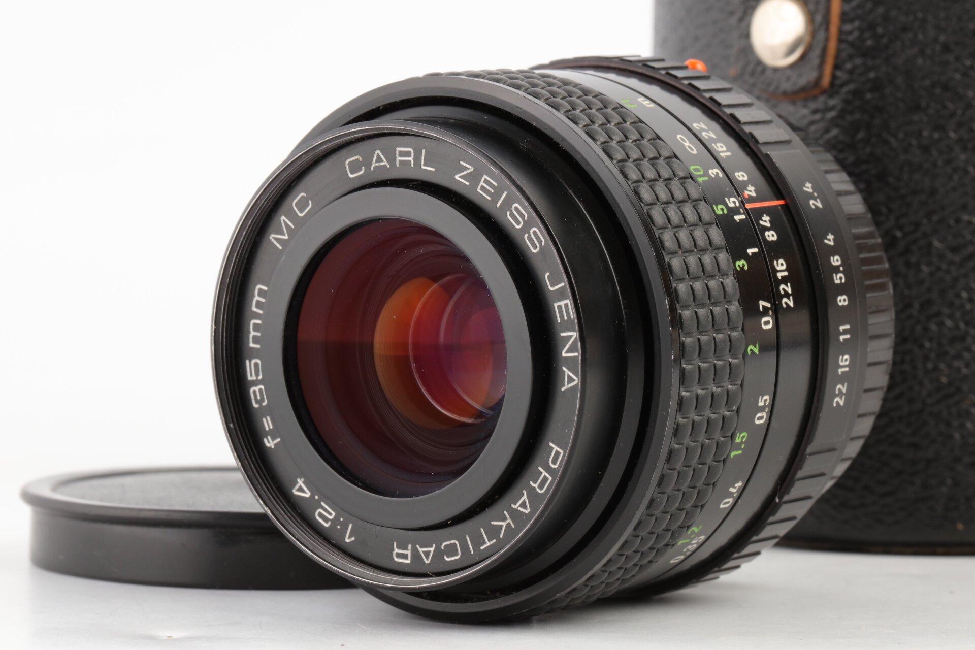 Carl Zeiss 2,4/35mm Prakticar PB