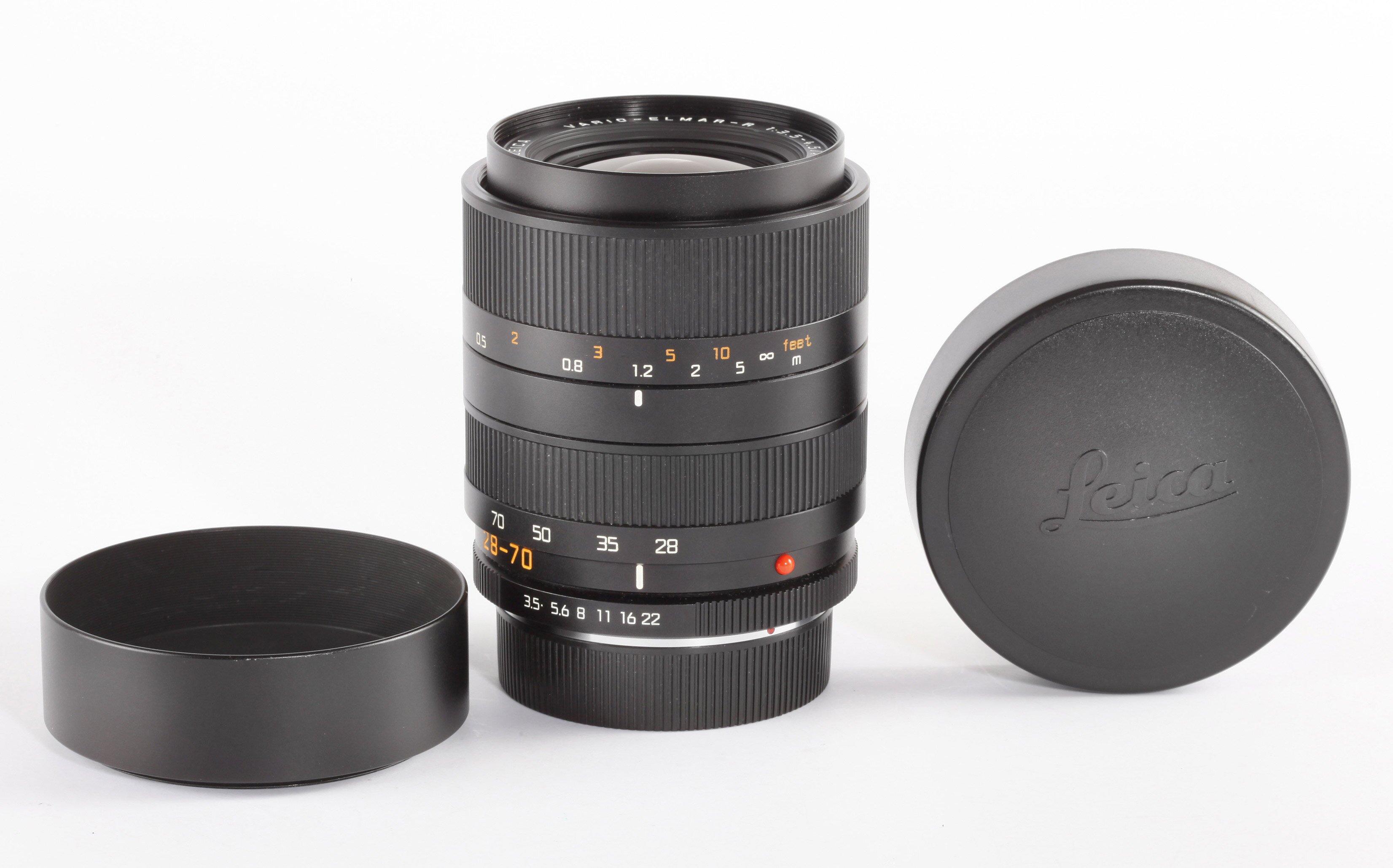 Leica Vario-Elmarit-R 3,5-4,5/28-70mm ROM