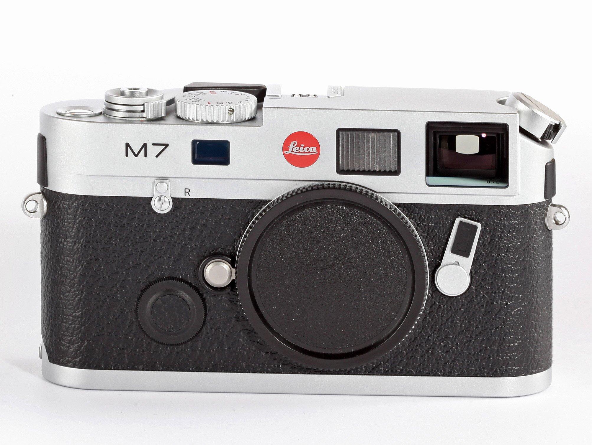 Leica M7 0.72 chrom