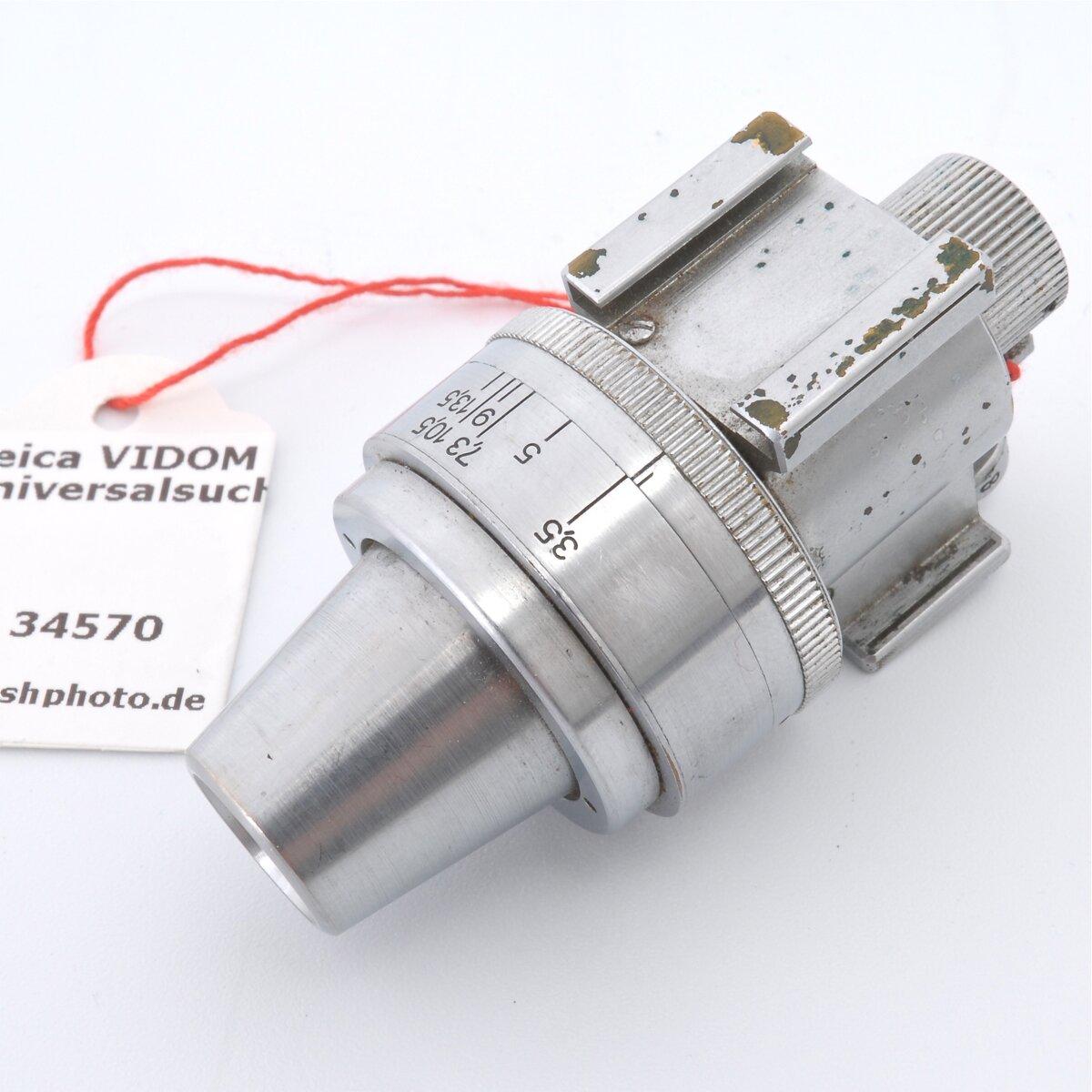 Leica VIDOM Universalsucher