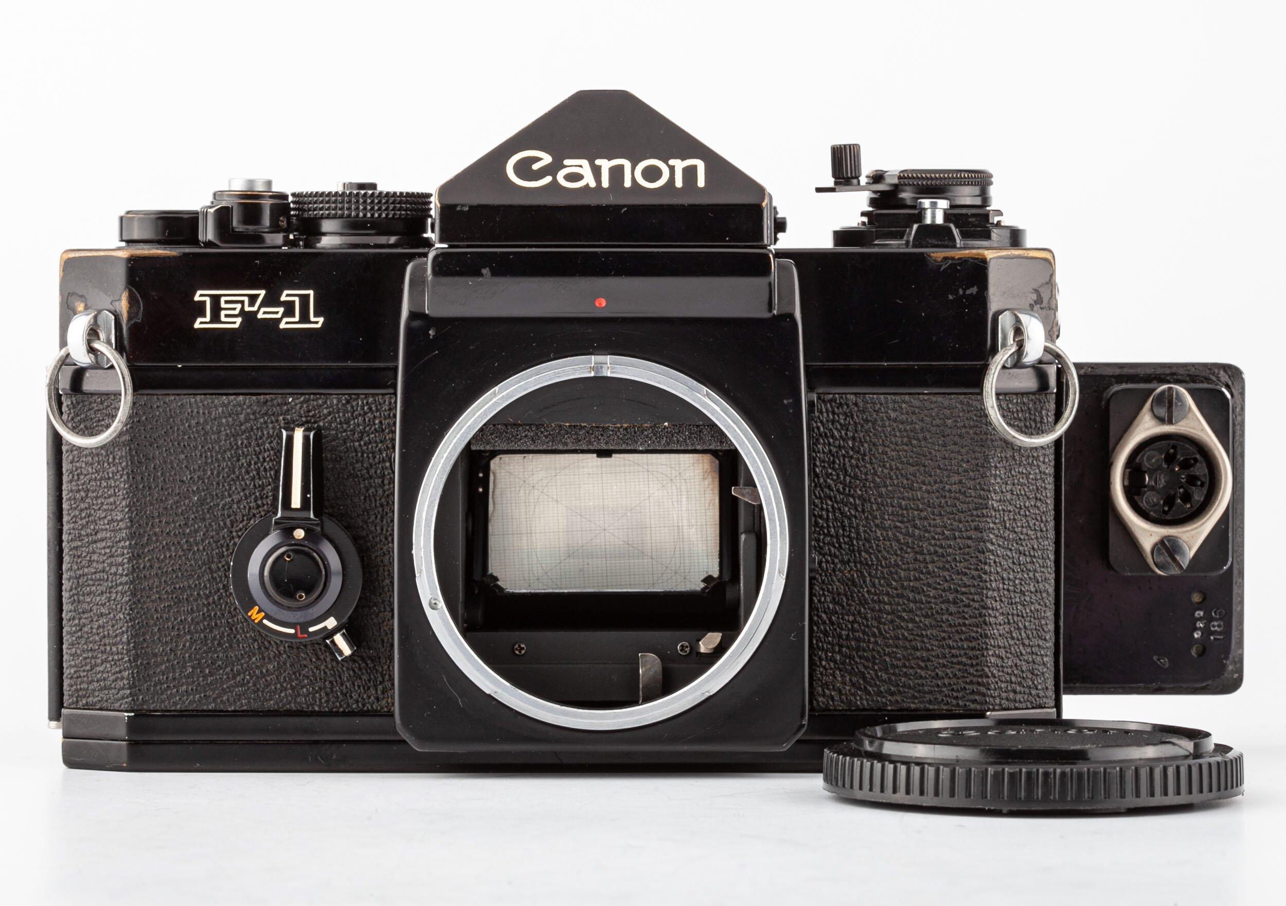 Canon F-1 Oxberry Pro-Copy F2