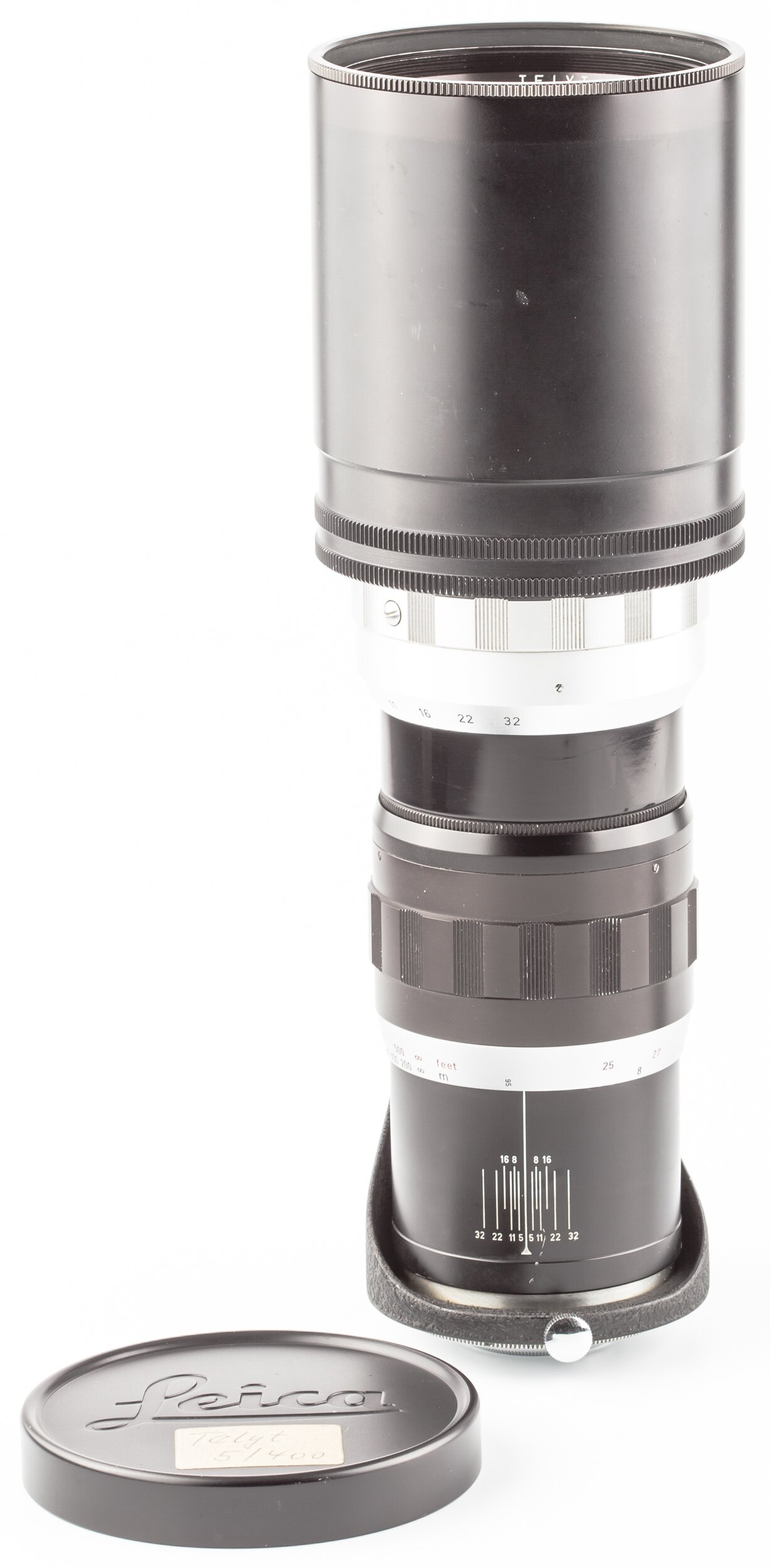 Leica Telyt 1:5/400mm II Visoflex TLCOO 11756