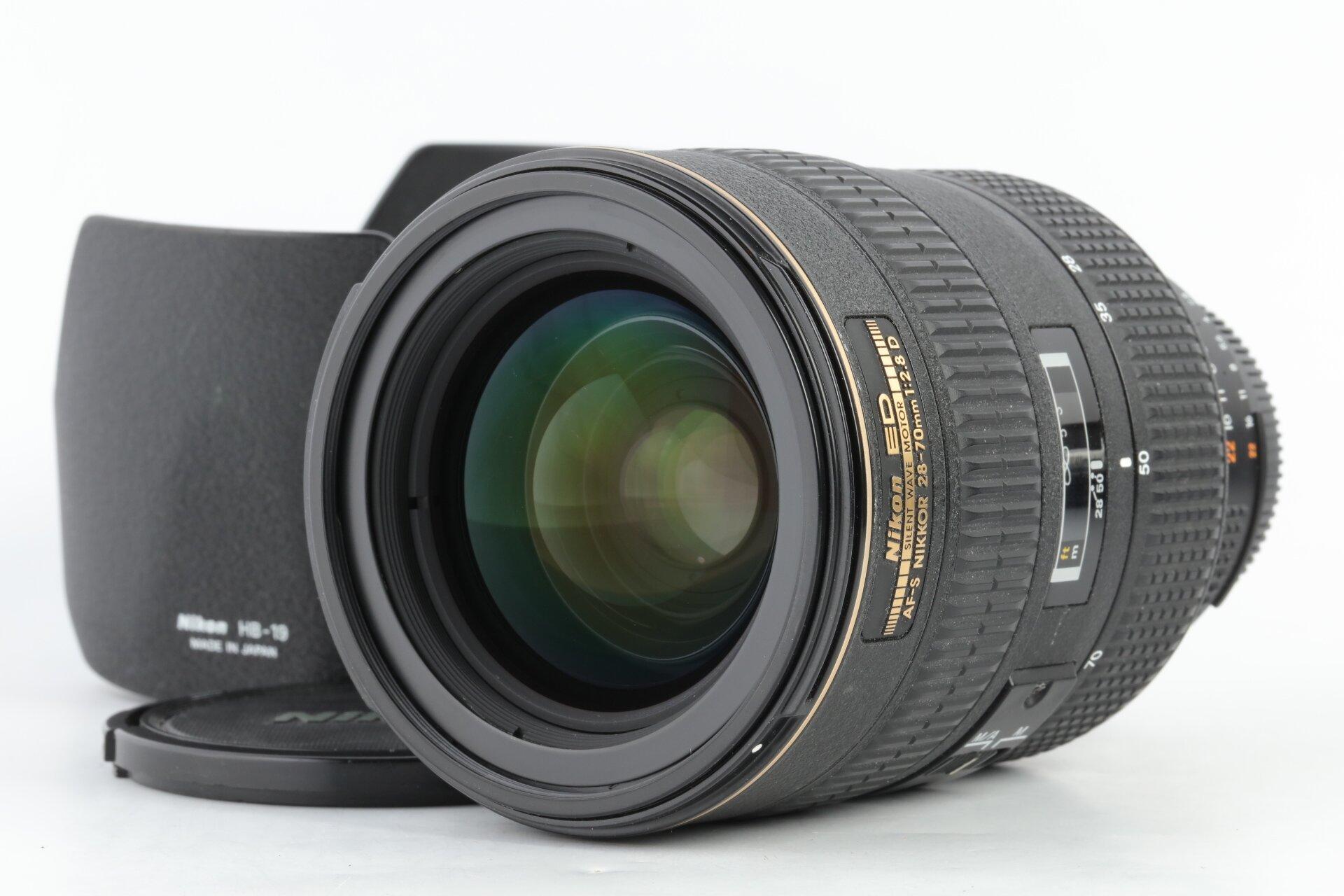 Nikon AF-S 28-70mm 2,8 D ED Nikkor