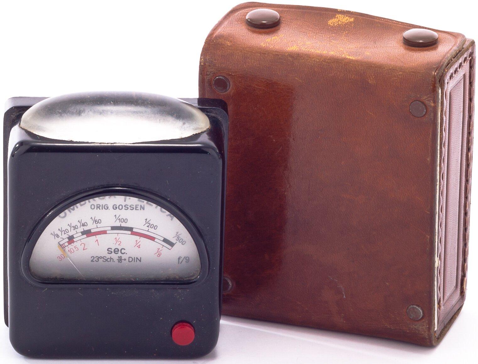 Gossen OMBRUX f. Leica