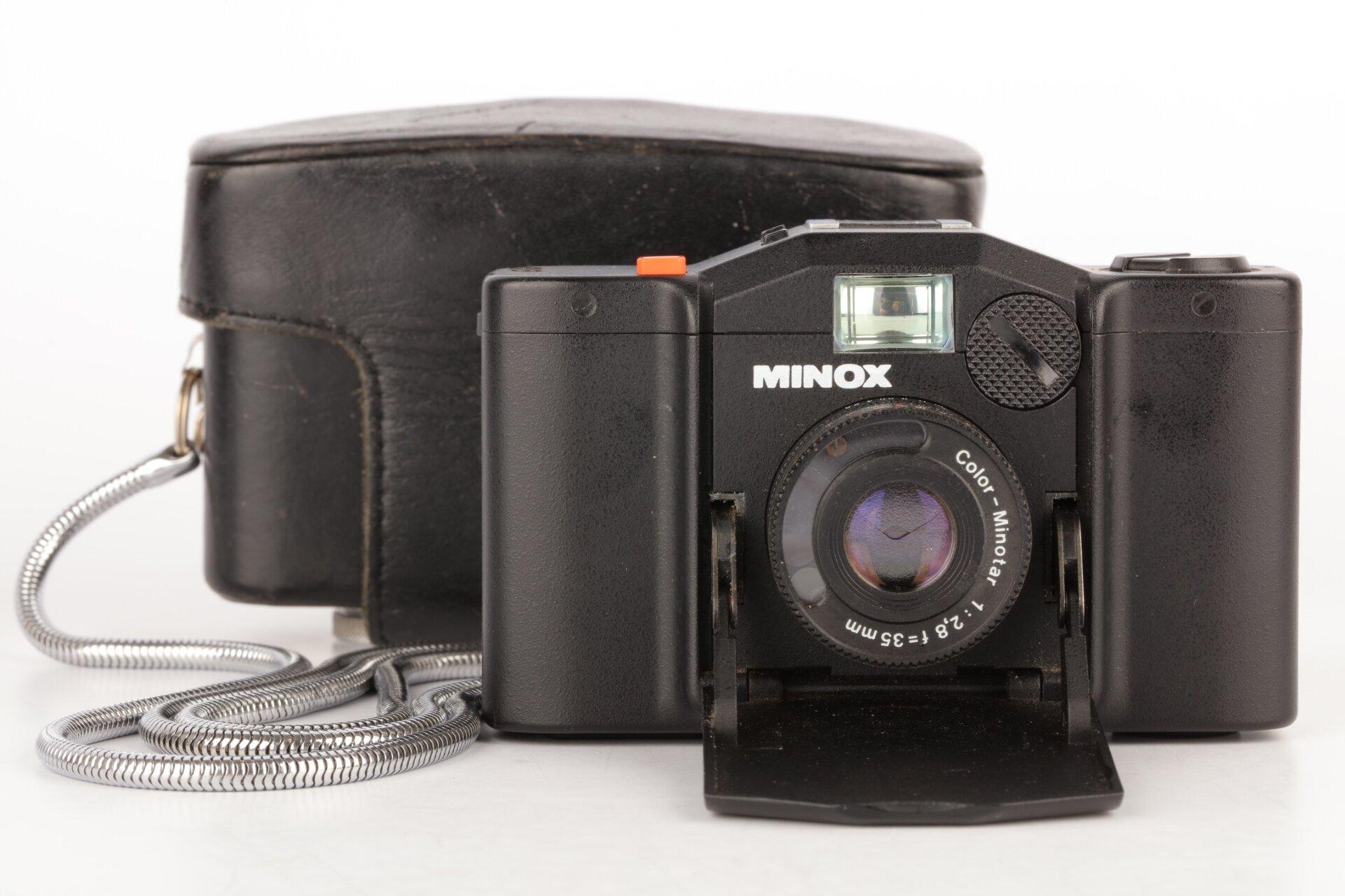 Minox 35 GL mit Color-Minotar 2,8/35 mm
