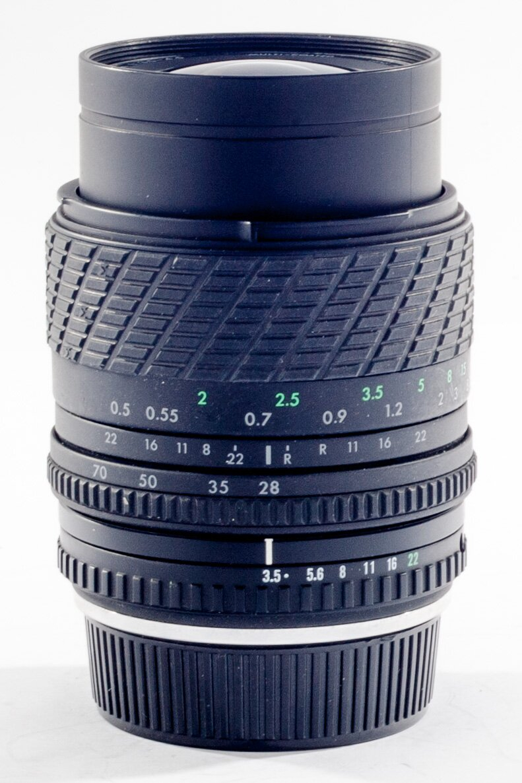 Sigma f. Contax MF 3,5-4,5/28-70mm