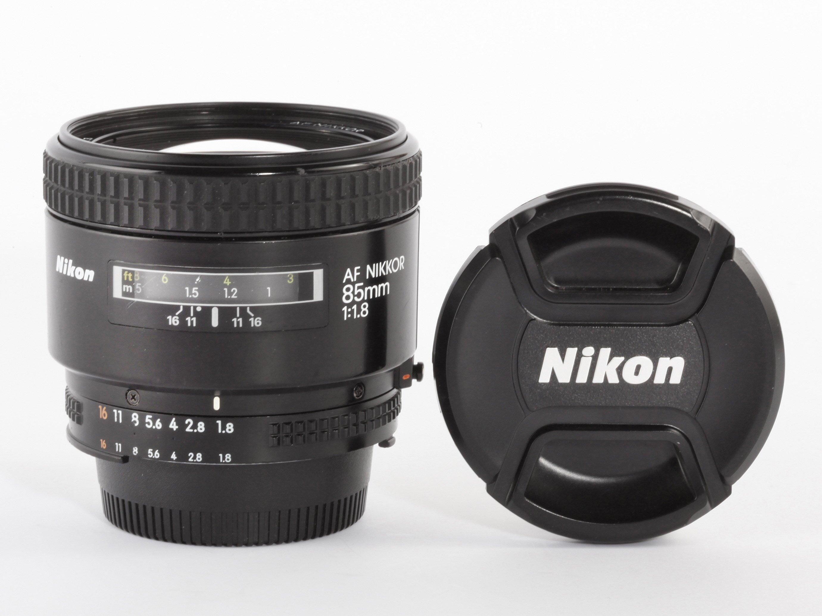 Nikon AF 85mm 1,8 Nikkor