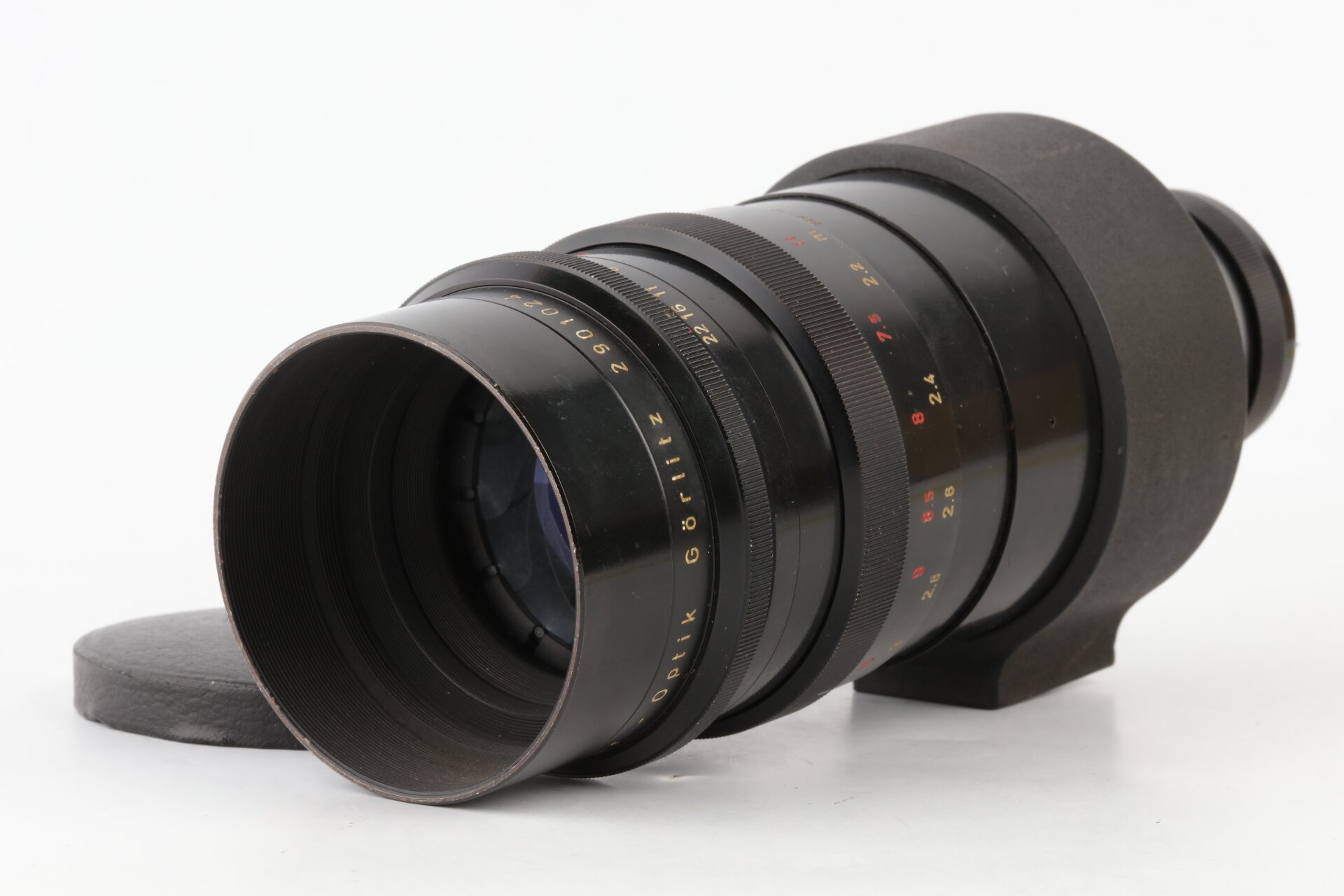Meyer-Optik Primotar 3,5/180mm M42