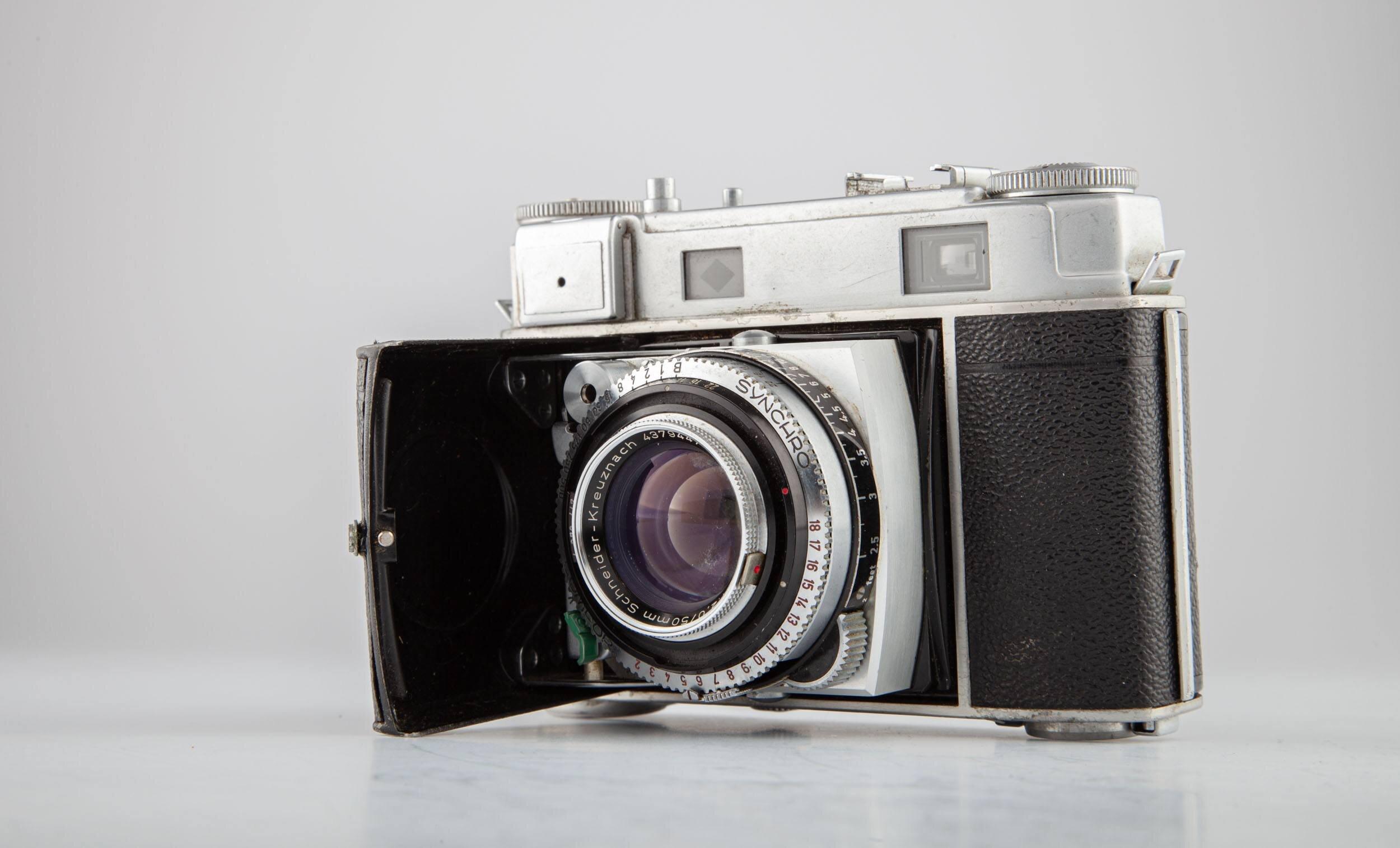Kodak Retina IIIc + Schneider-Kreuznach Retina-Xenon C 2/50mm