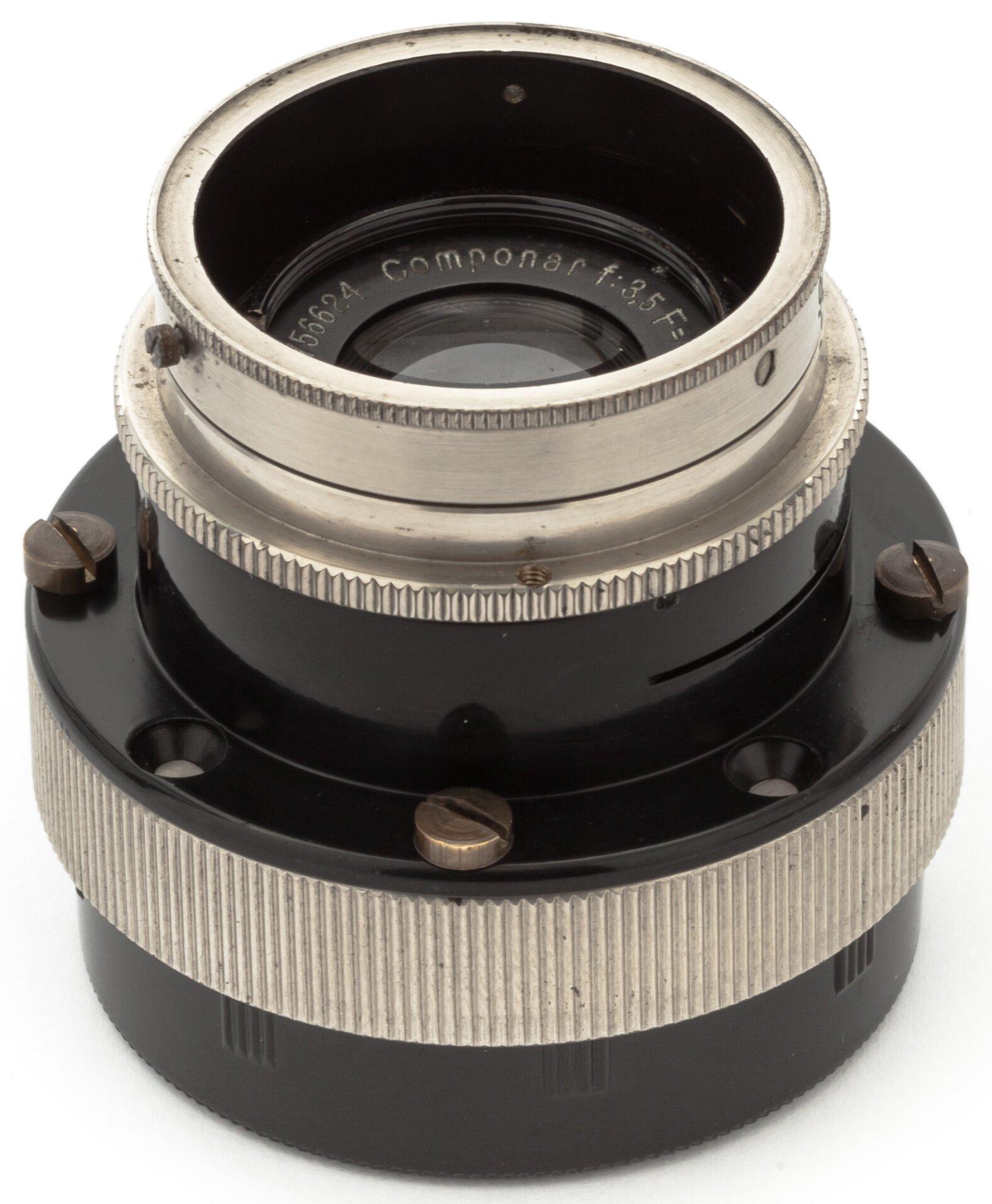 Schneider M39 5cm 3,5 Componar