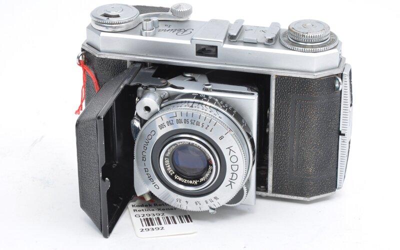 Kodak Retina Ia + 1:3,5/50 mm Retina-Xenar