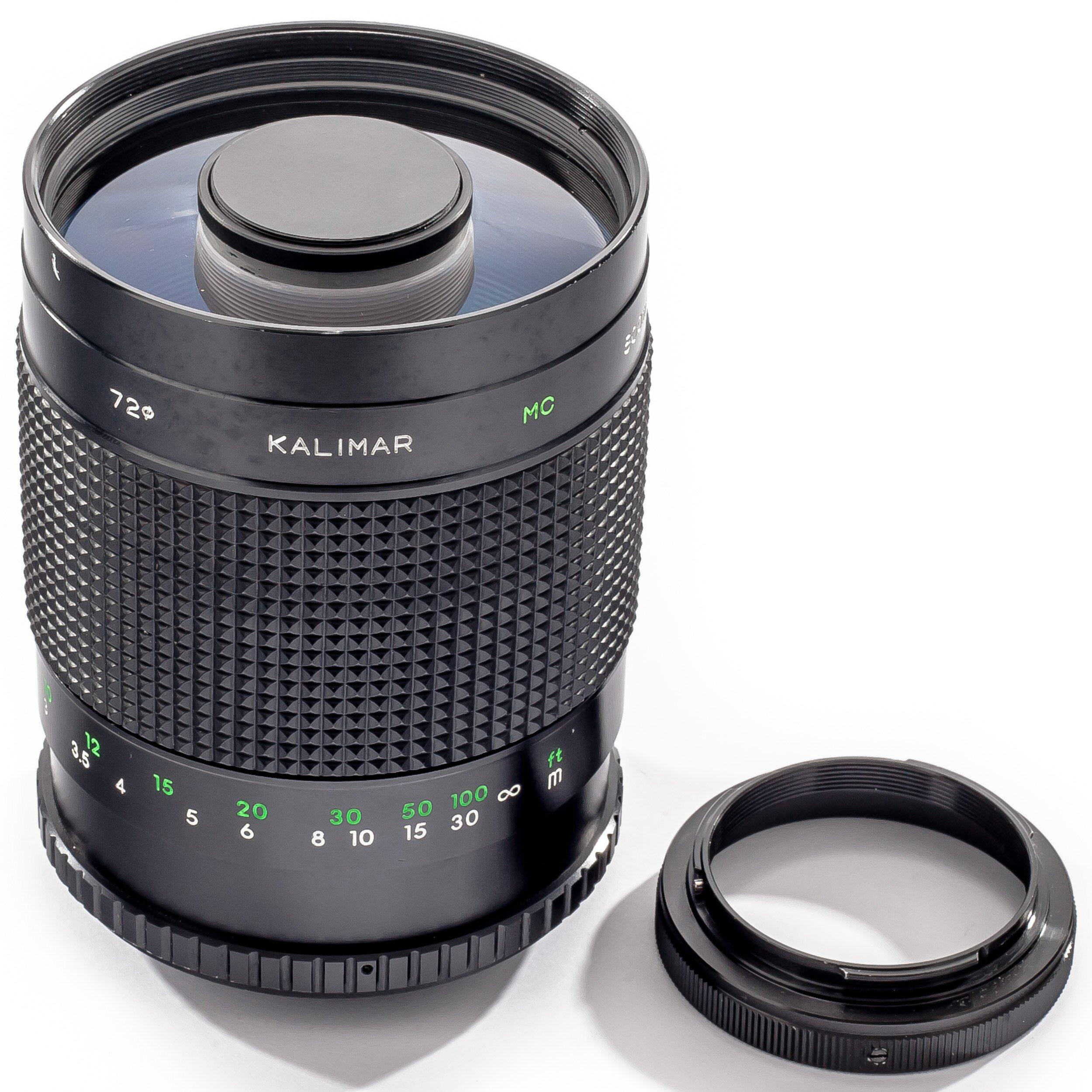 Kalimar T2 8/500mm Mirror MC