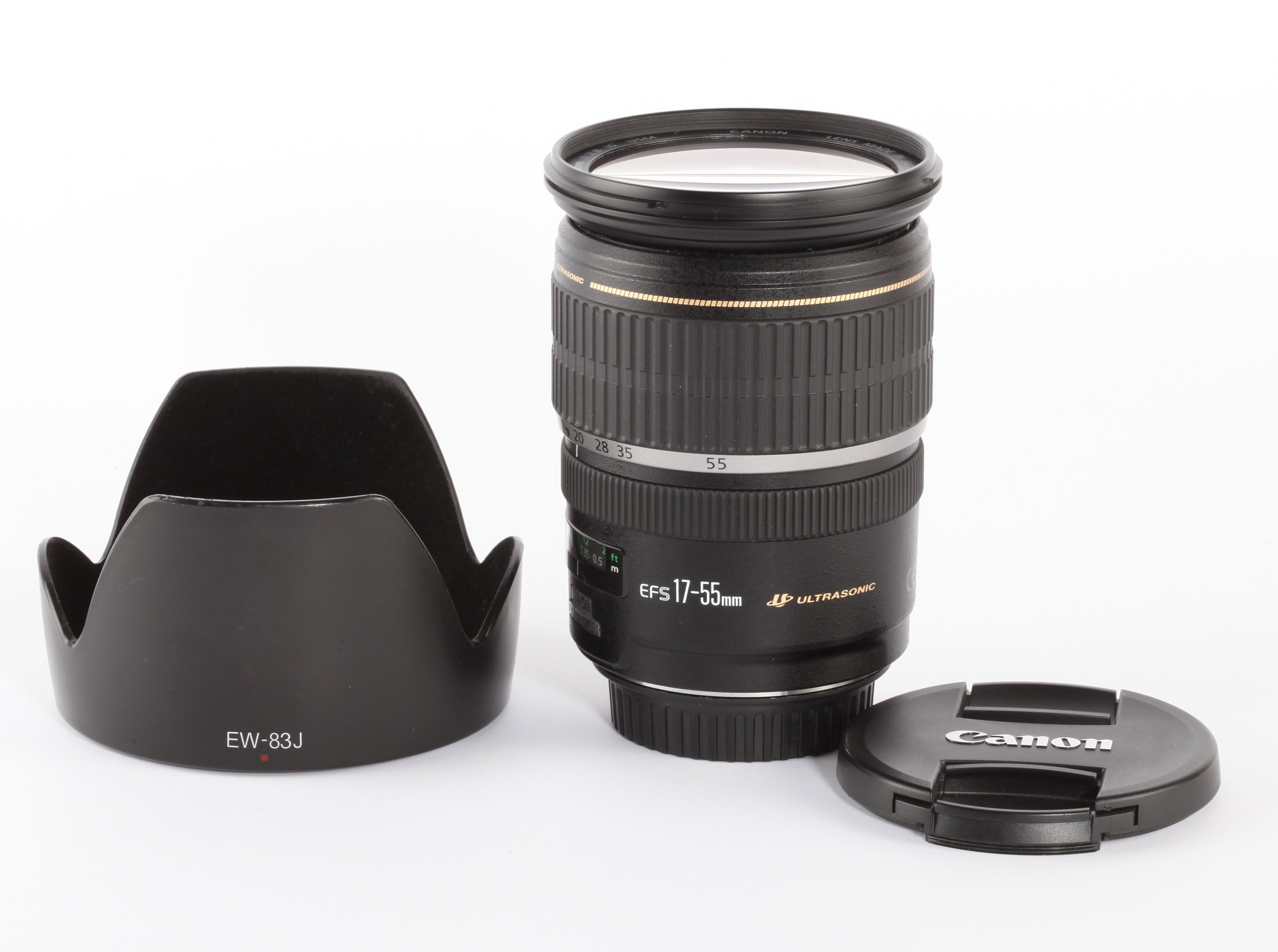 Canon EFS 17-55mm 2,8 IS USM
