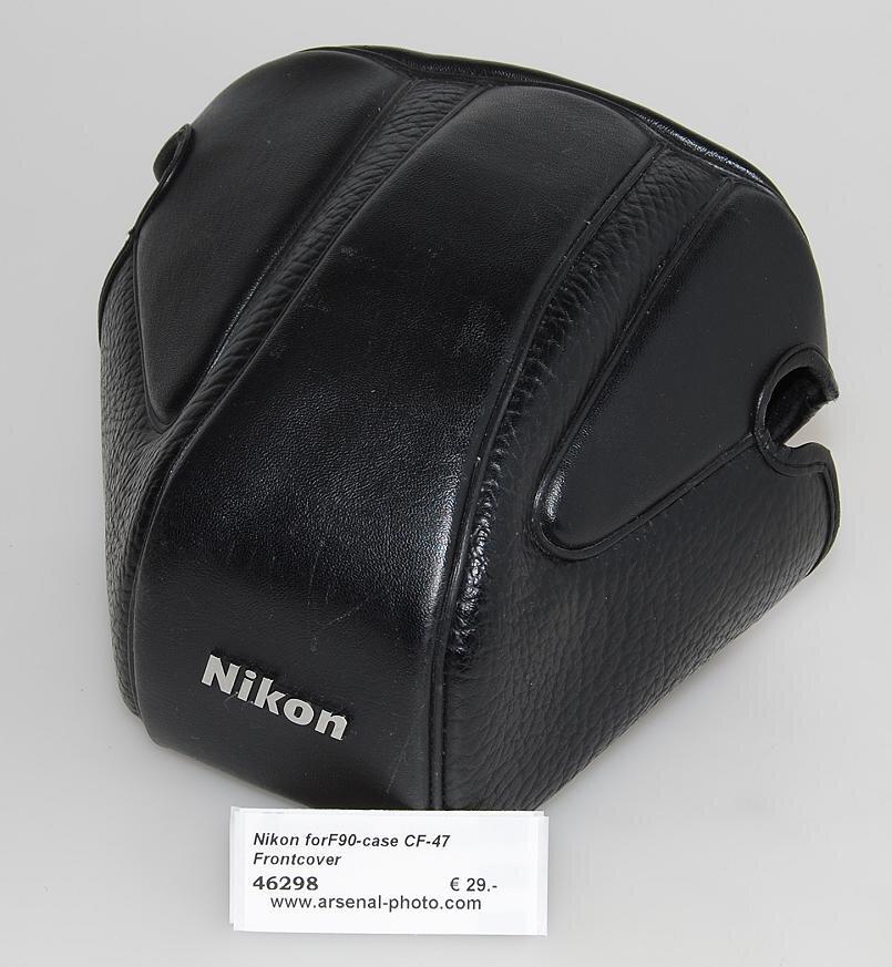 Nikon forF90-case CF-47  Frontcover