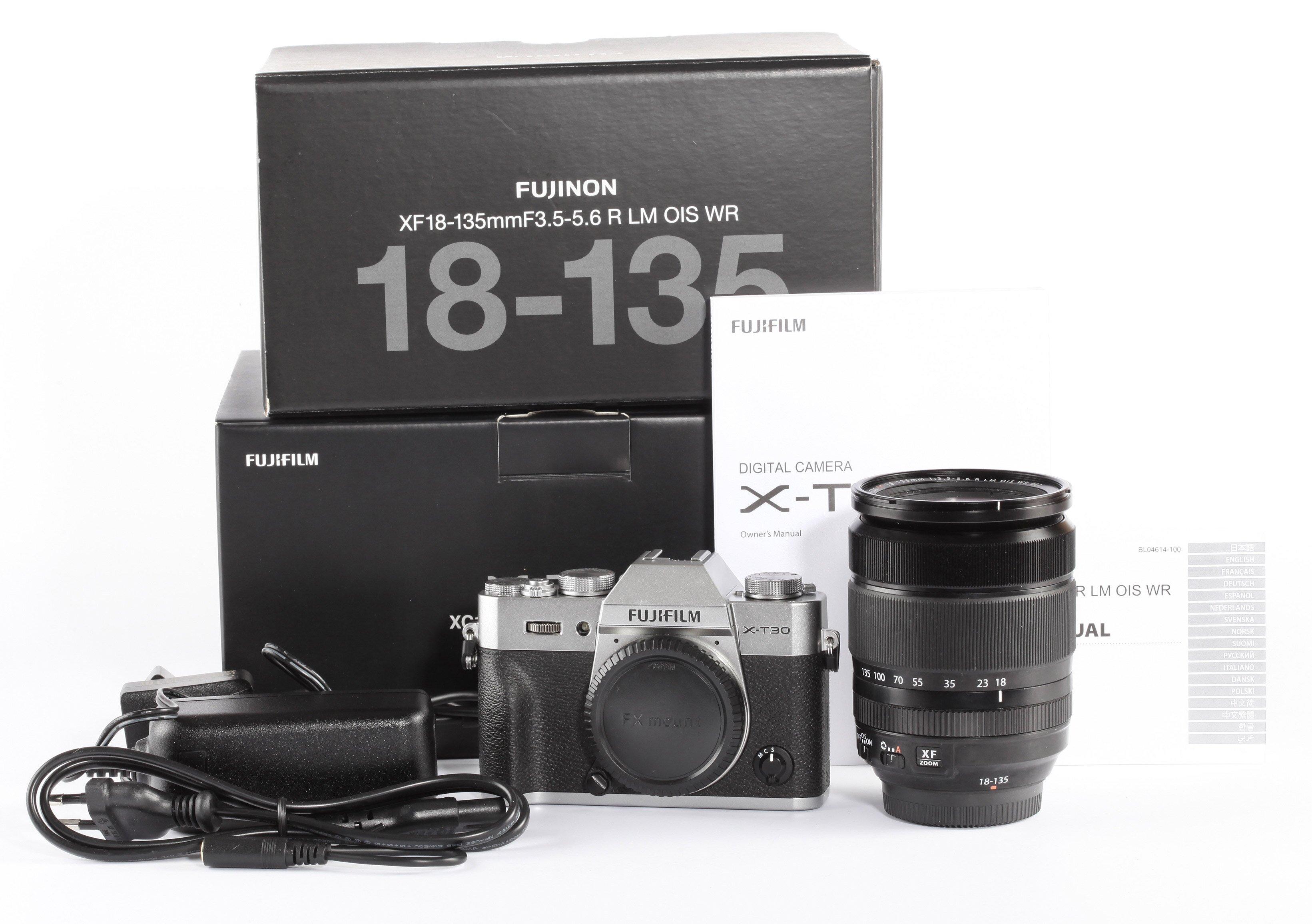 Fujifilm X-T30 + 18-135mm R LM