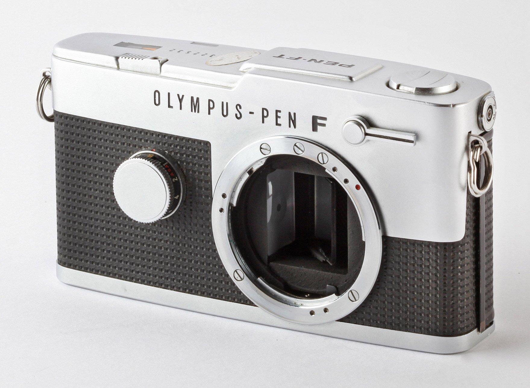 Olympus-Pen FT chrom