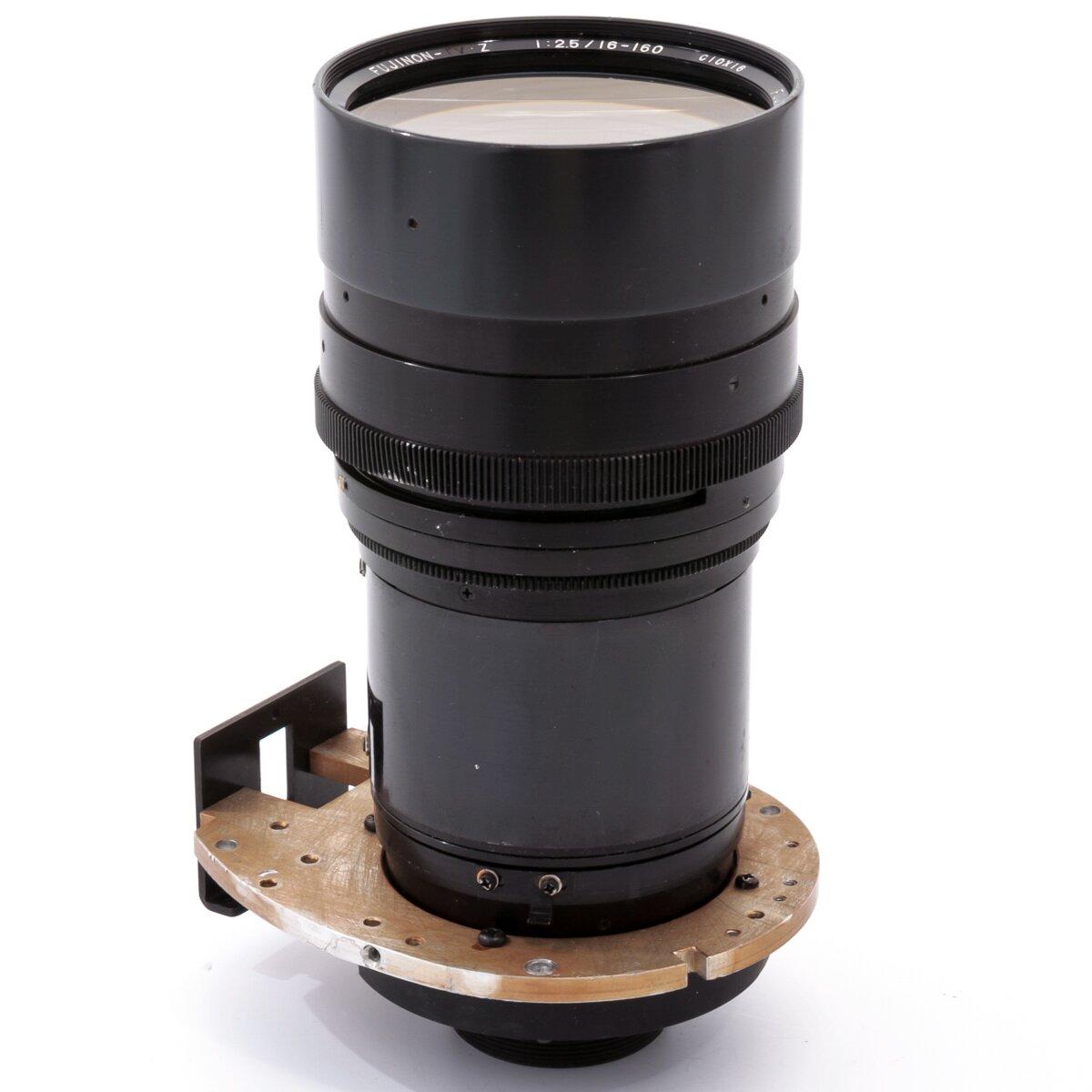 Fuji 16-160mm 1:2,5 Fujinon-Z