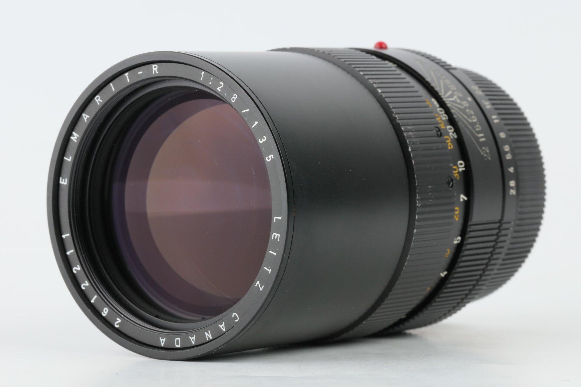 Leica Elmarit-R 2,8/135 3CAM