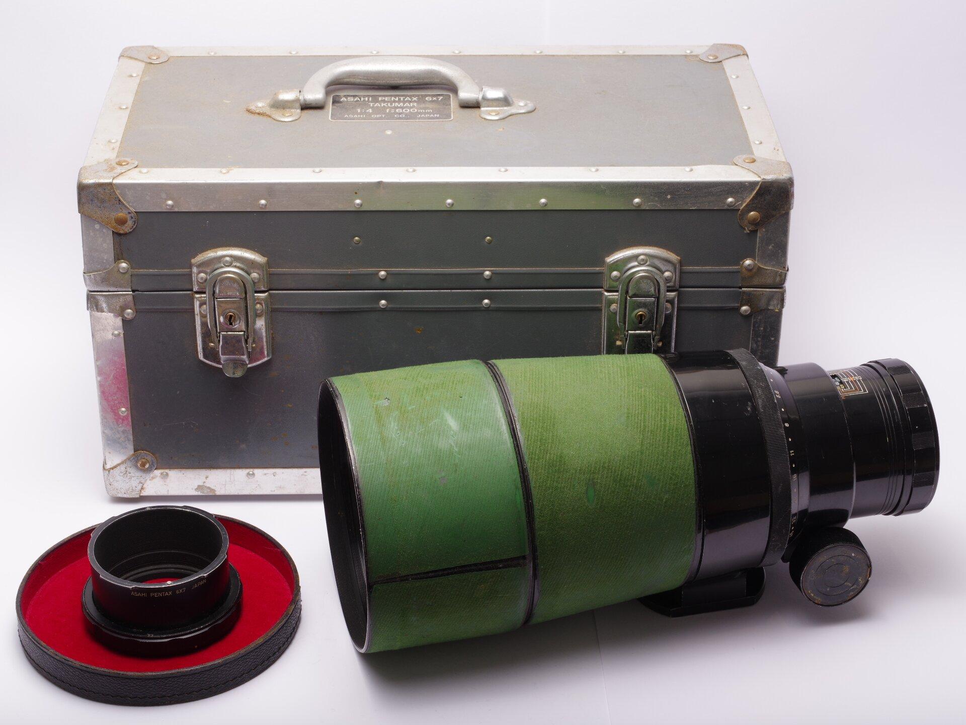 Pentax 6x7 600mm 4 Takumar