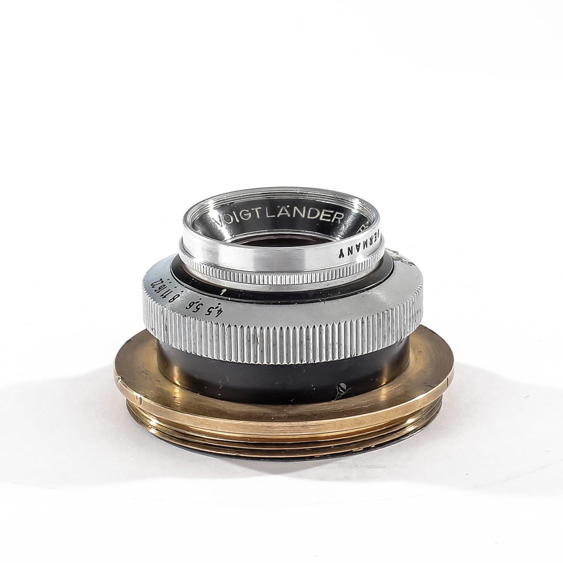 Prototype Voigtländer 4,5/60mm Repro-Skopar für Leica M39 very rare selten