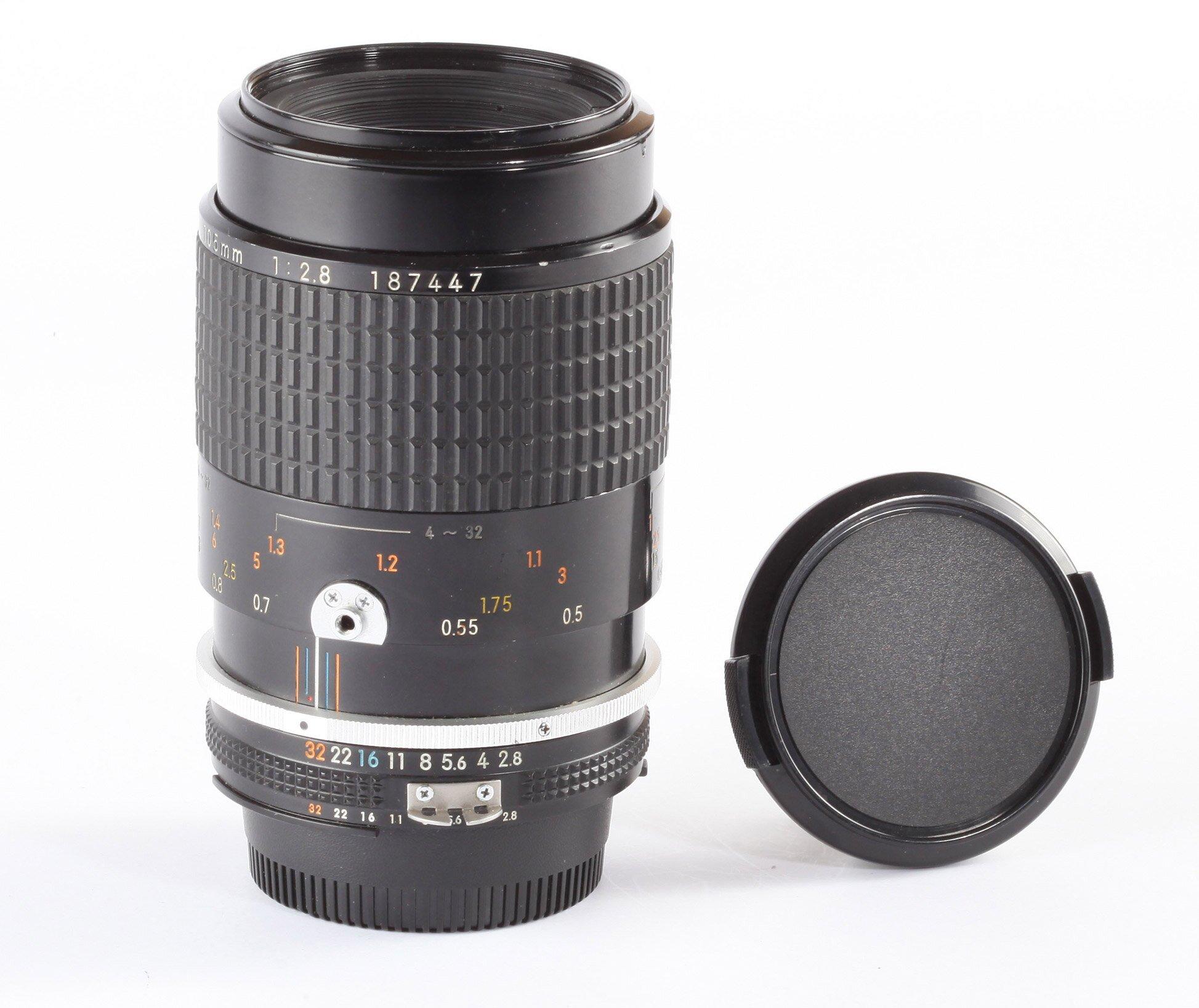Nikon Micro-Nikkor 105mm 2,8 AI-S