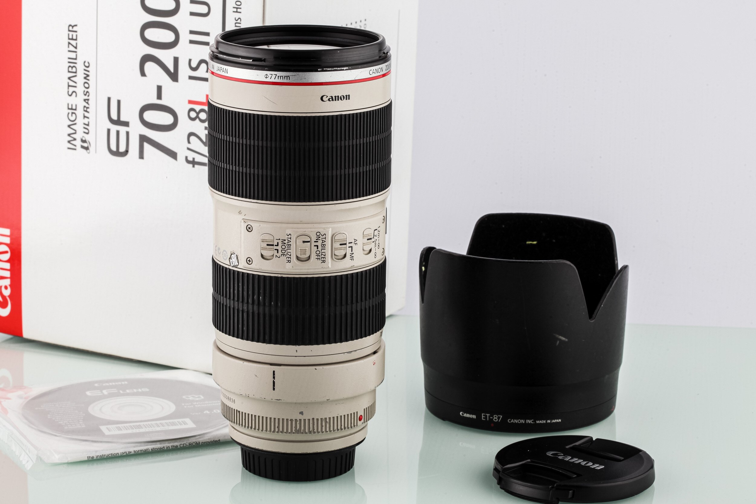 Canon EF 70-200mm 2,8 L IS II USM