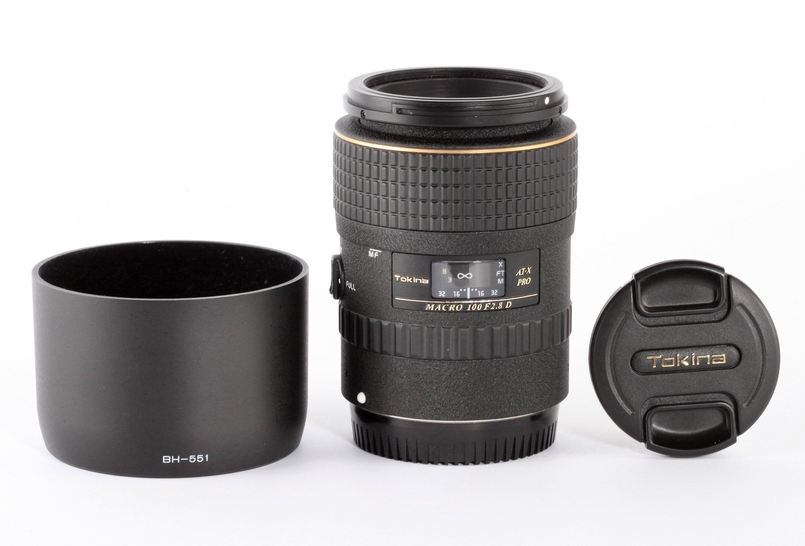 Tokina Makro 100mm/2,8 D f.Canon EOS