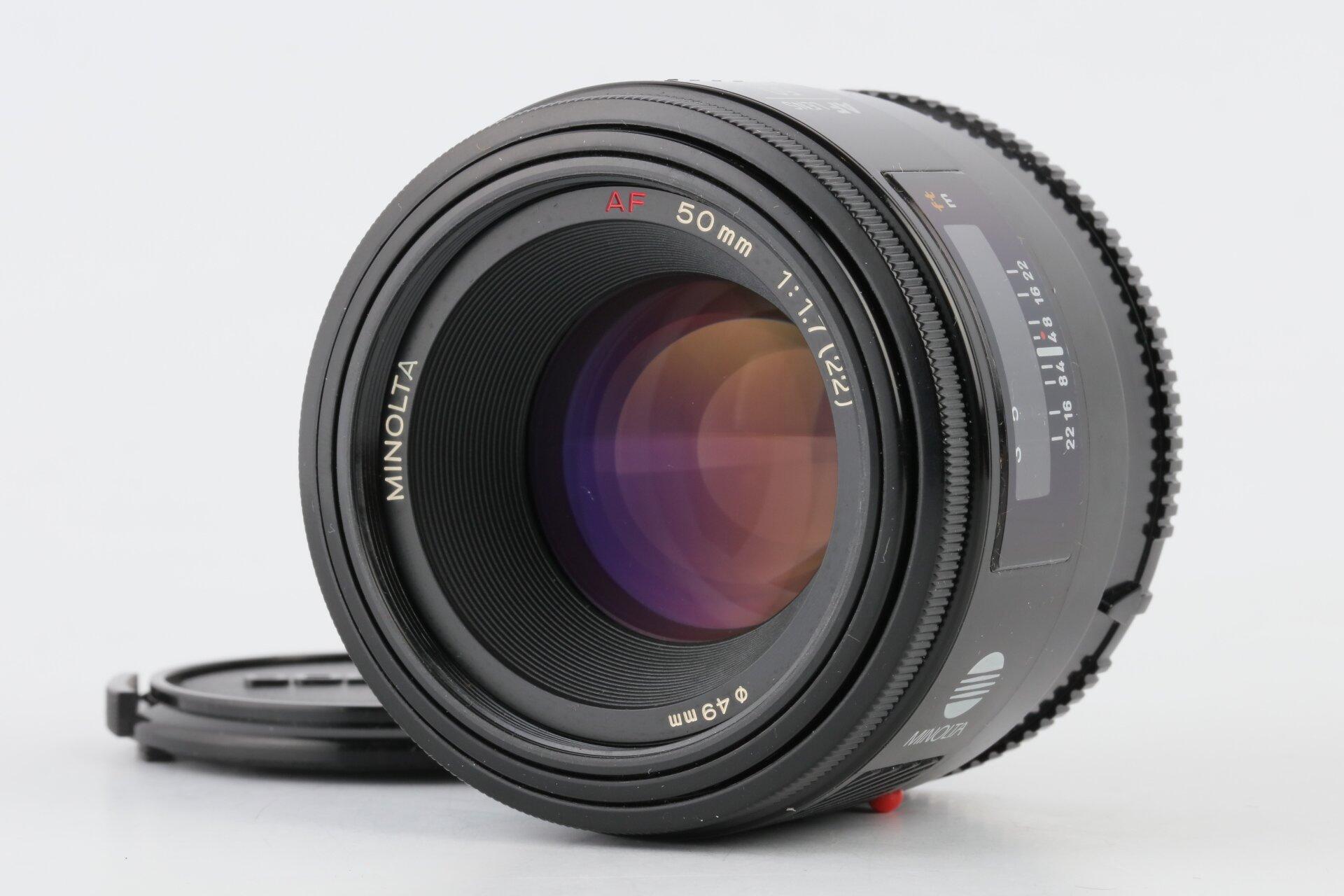 Minolta AF 50mm 1,7