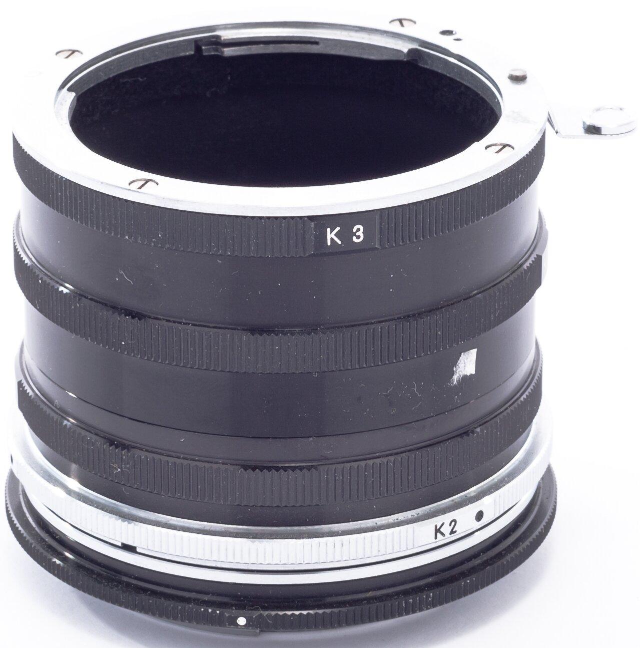 Nikon Extensionring-set  K1,2,3,4,5