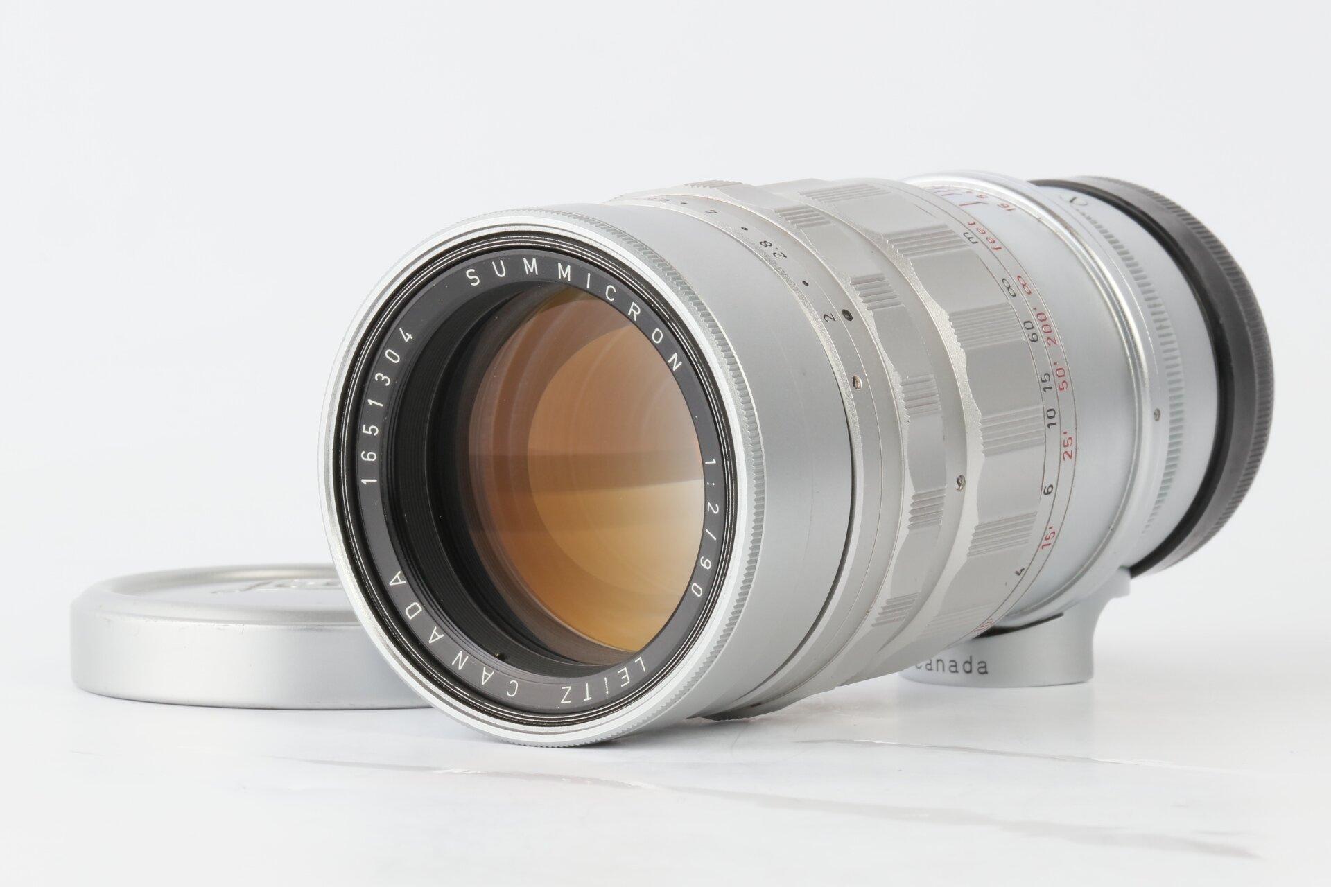 Leica M Summicron 2/90mm SEOOF